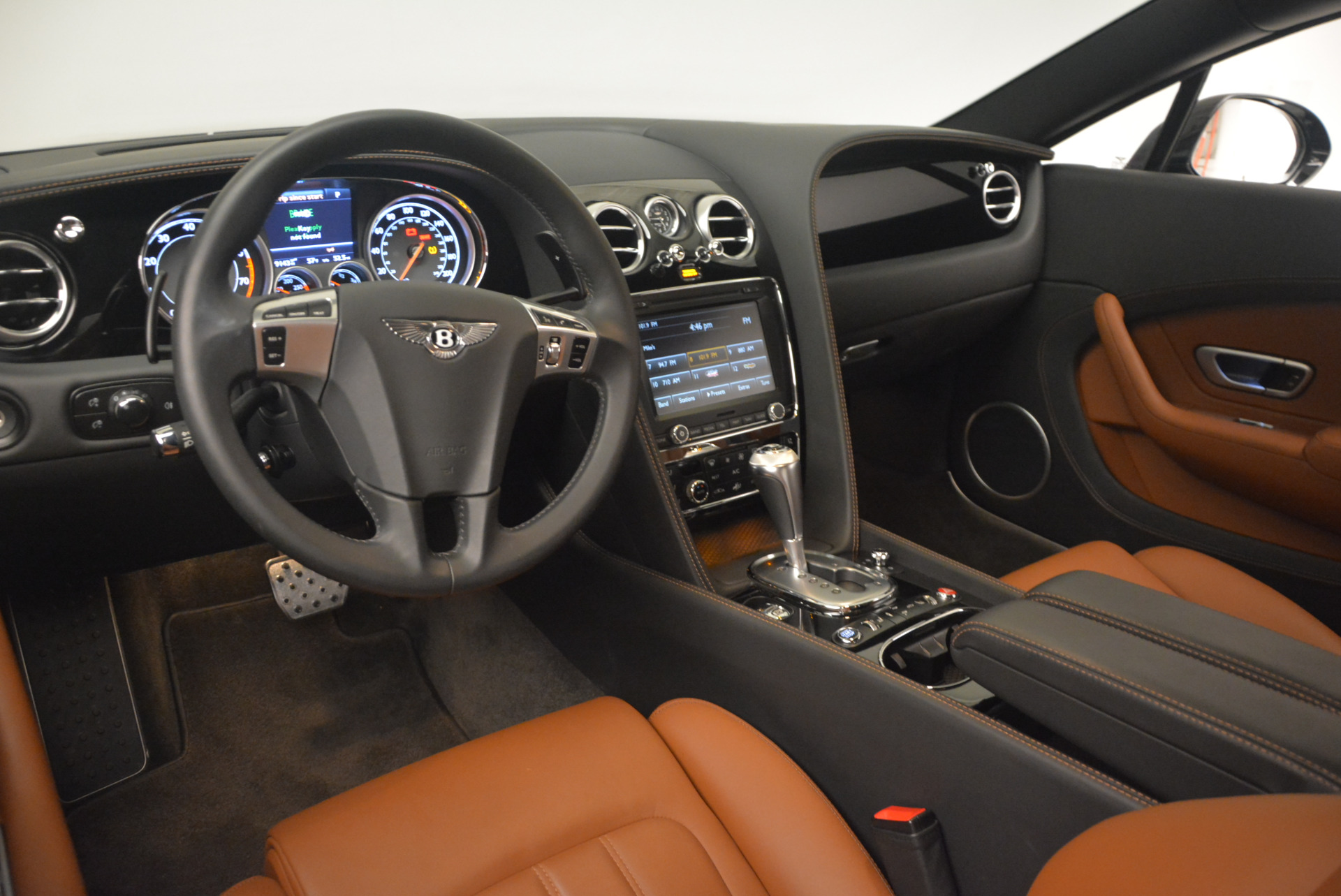 Used 2013 Bentley Continental GT V8 For Sale In Westport, CT 1131_p15
