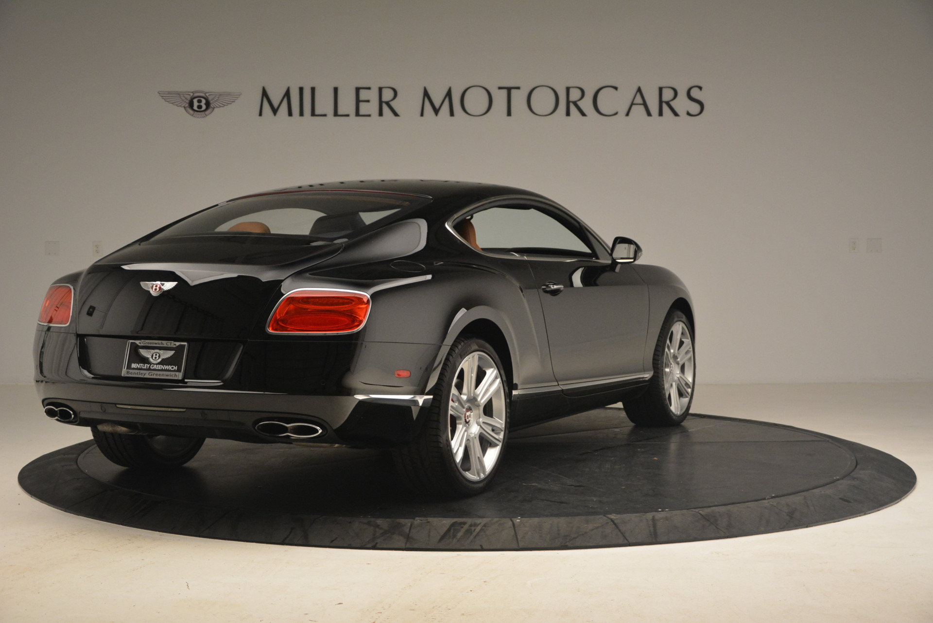 Used 2013 Bentley Continental GT V8 For Sale In Westport, CT 1131_p7
