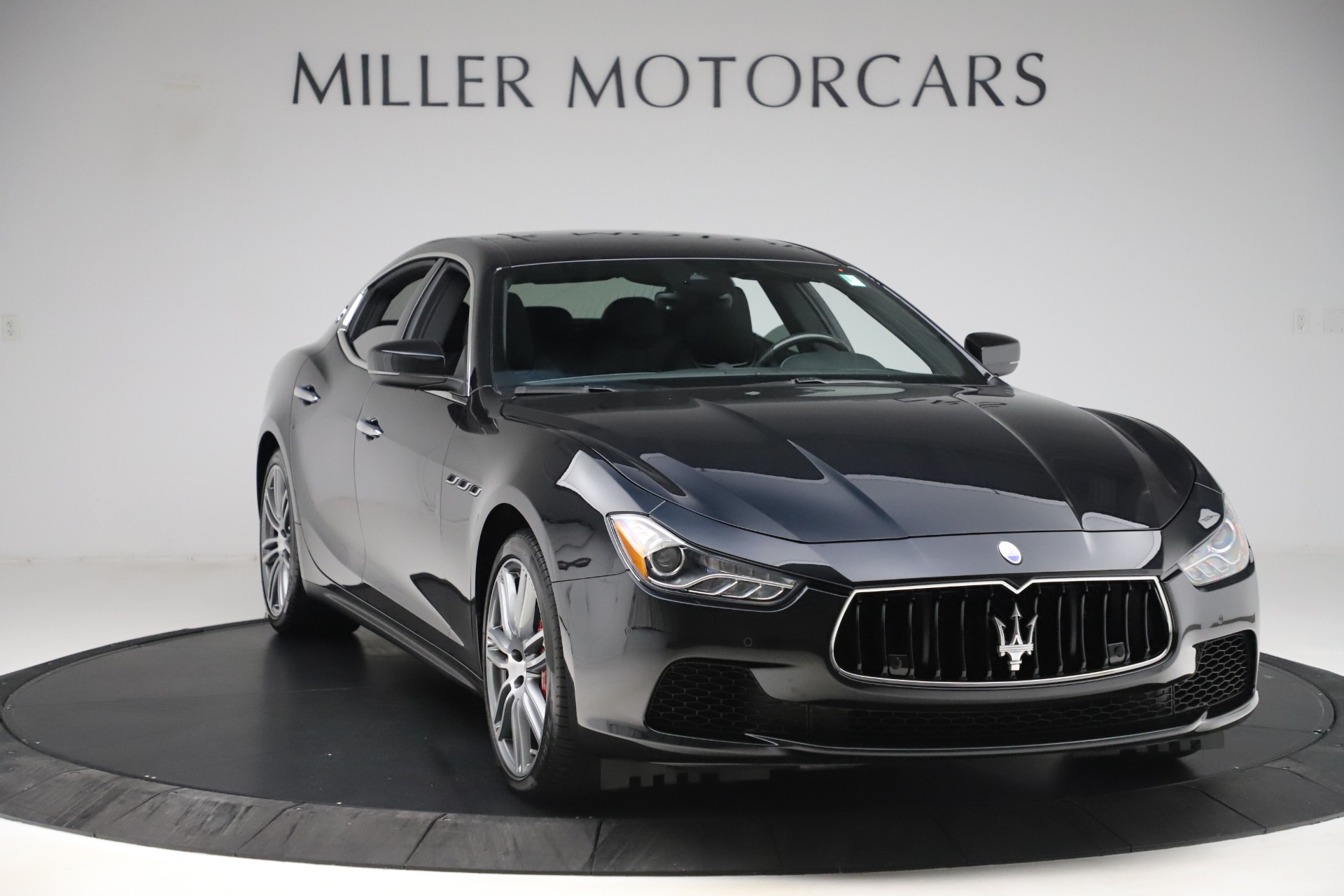 New 2017 Maserati Ghibli S Q4 For Sale In Westport, CT 1132_p11