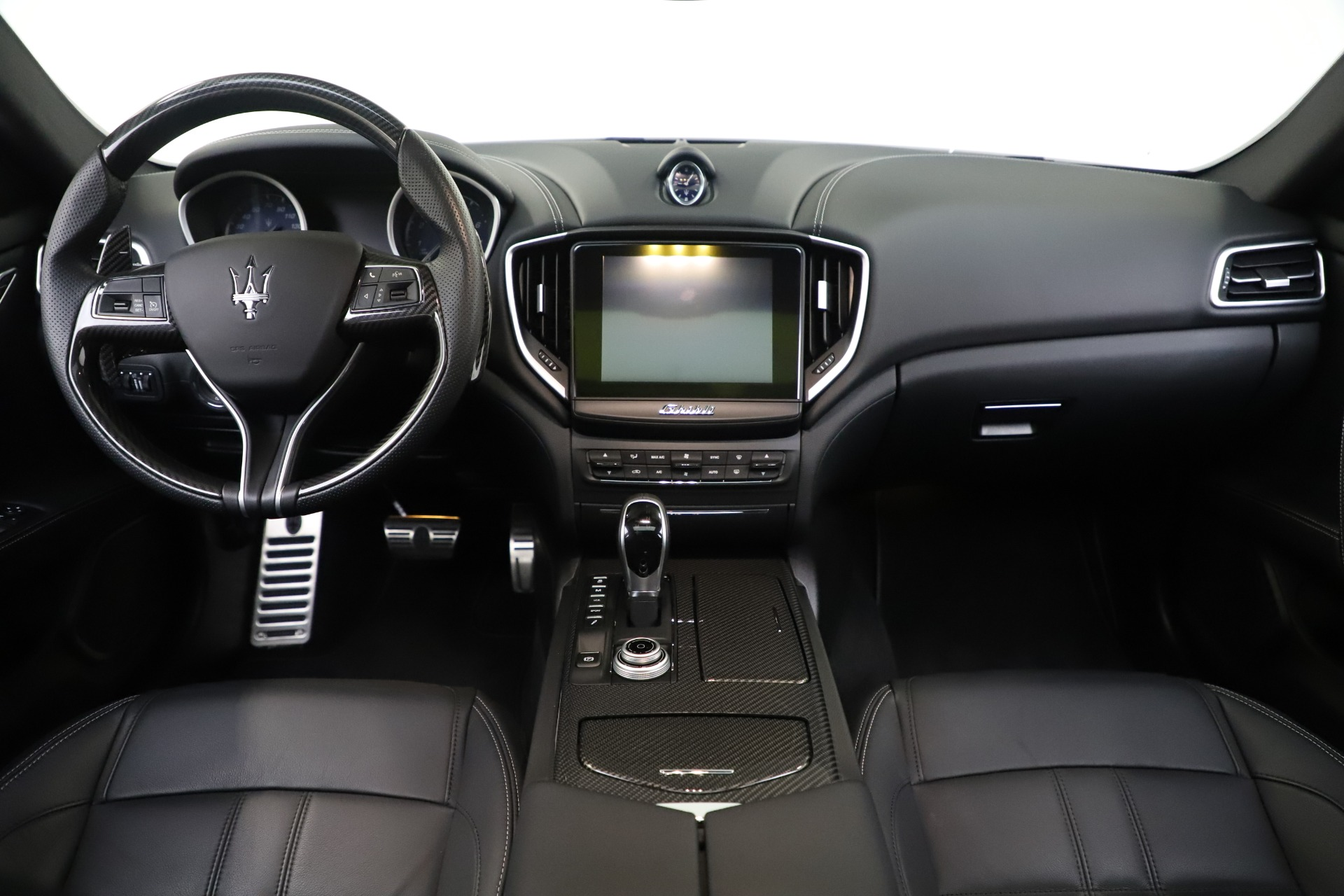 New 2017 Maserati Ghibli S Q4 For Sale In Westport, CT 1132_p16