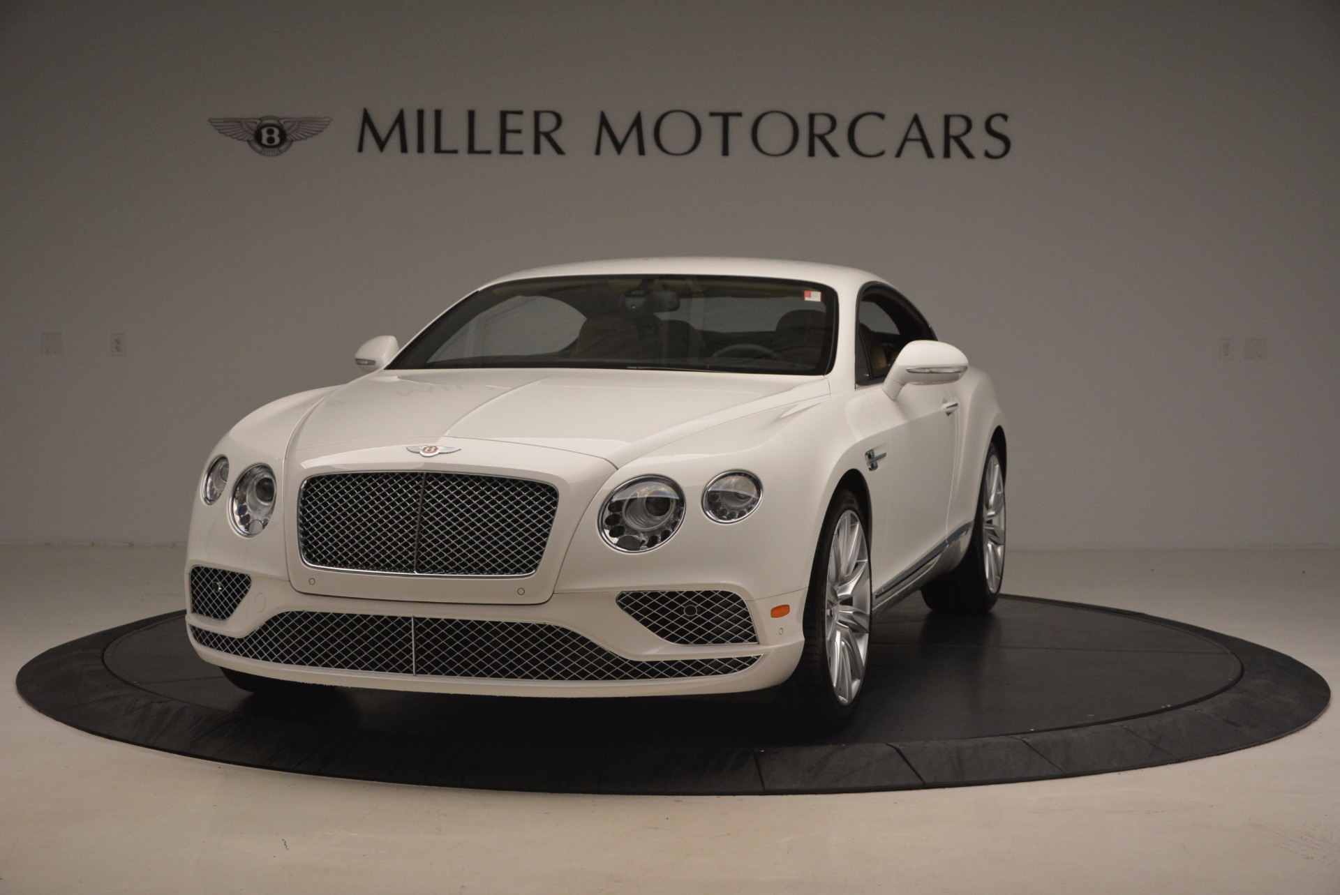 Used 2017 Bentley Continental GT V8 For Sale In Westport, CT 1133_main