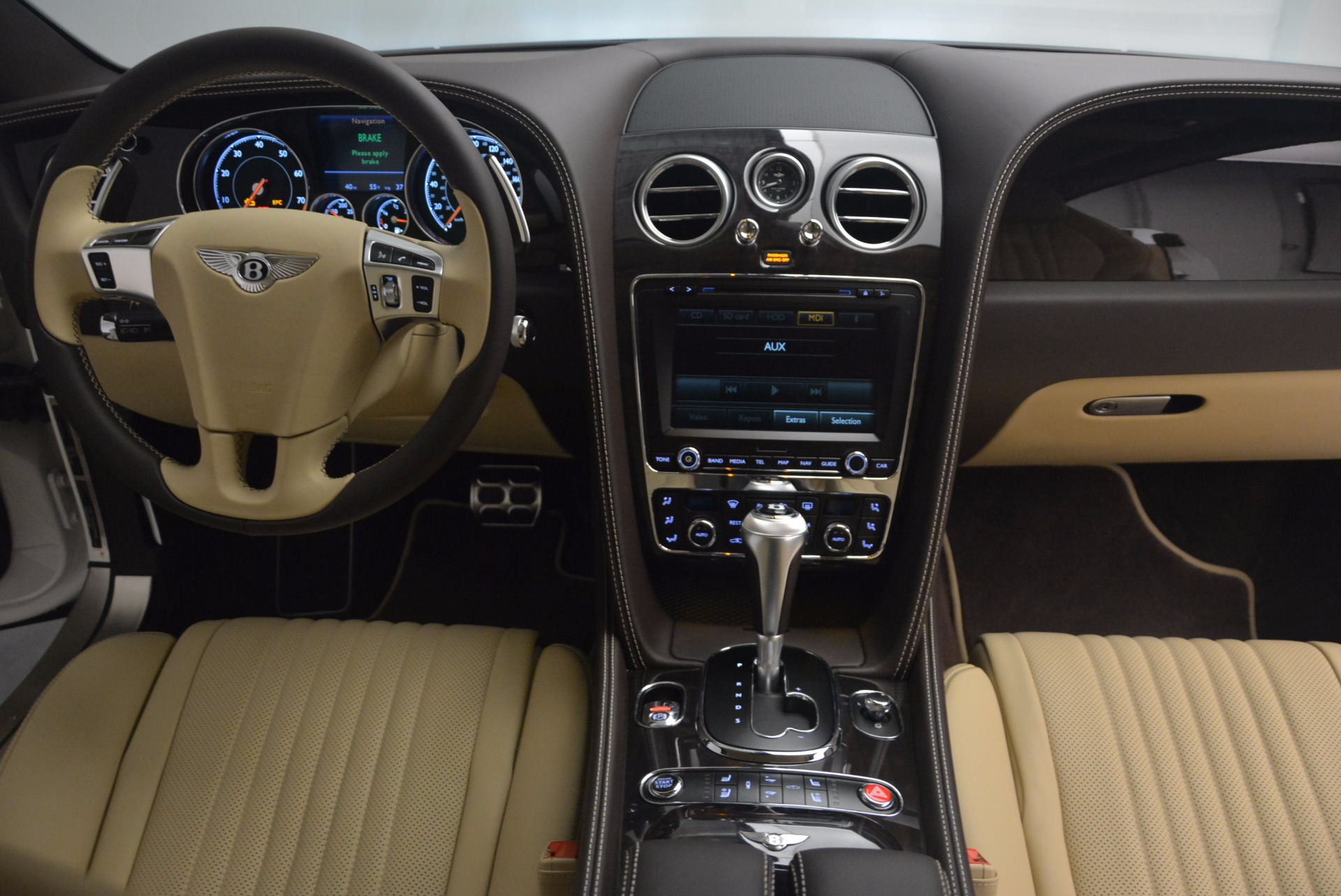 Used 2017 Bentley Continental GT V8 For Sale In Westport, CT 1133_p29