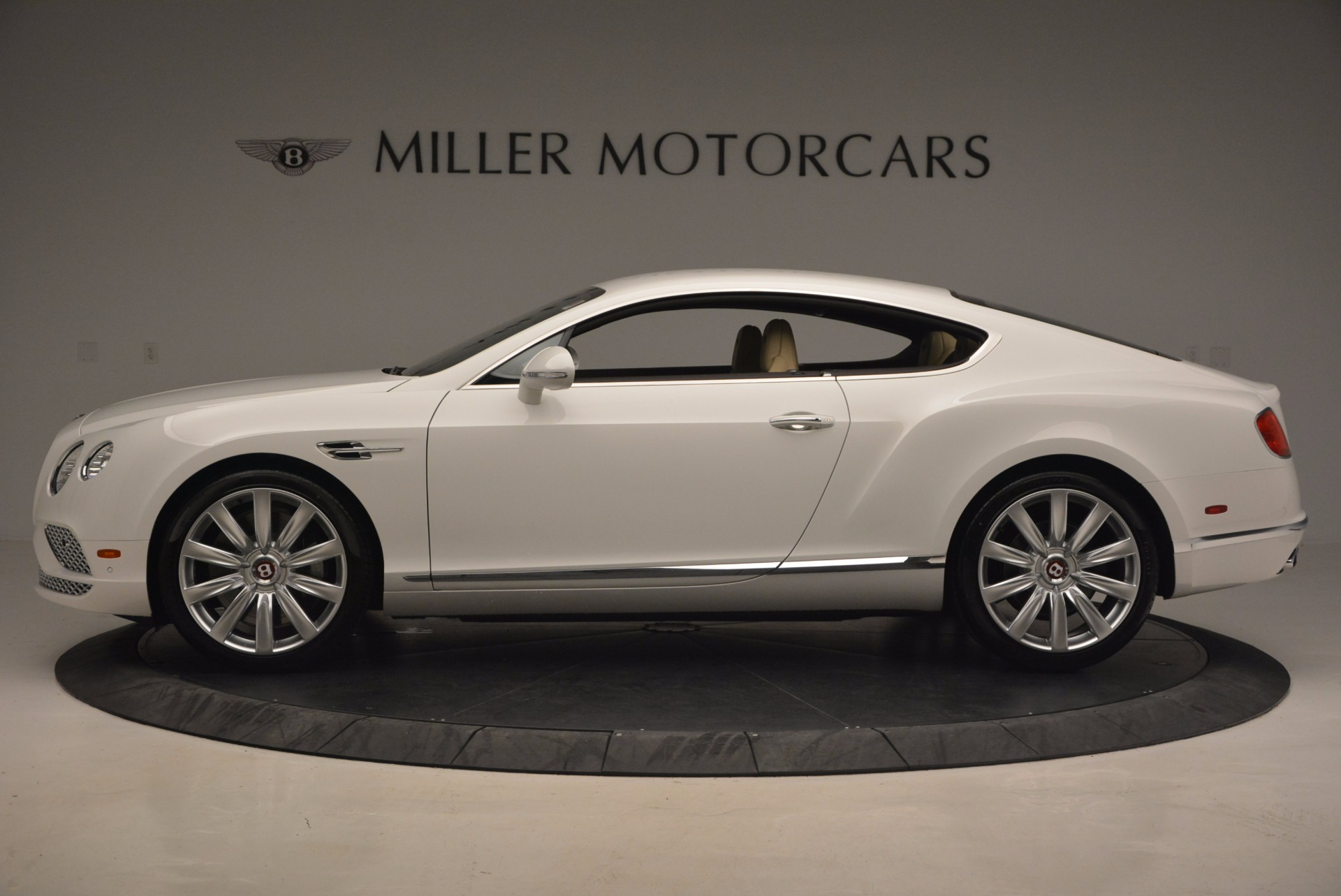 Used 2017 Bentley Continental GT V8 For Sale In Westport, CT 1133_p3