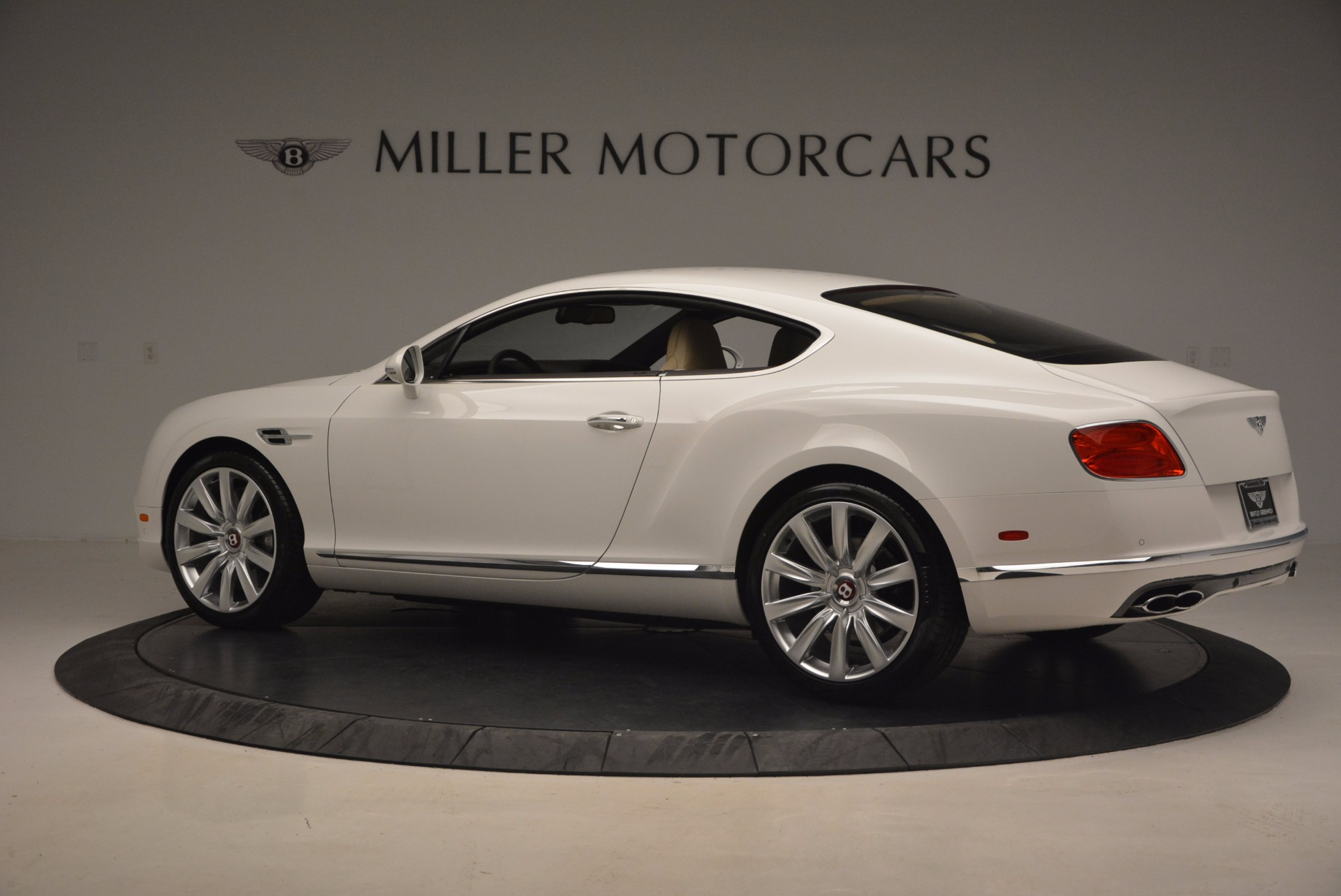 Used 2017 Bentley Continental GT V8 For Sale In Westport, CT 1133_p4