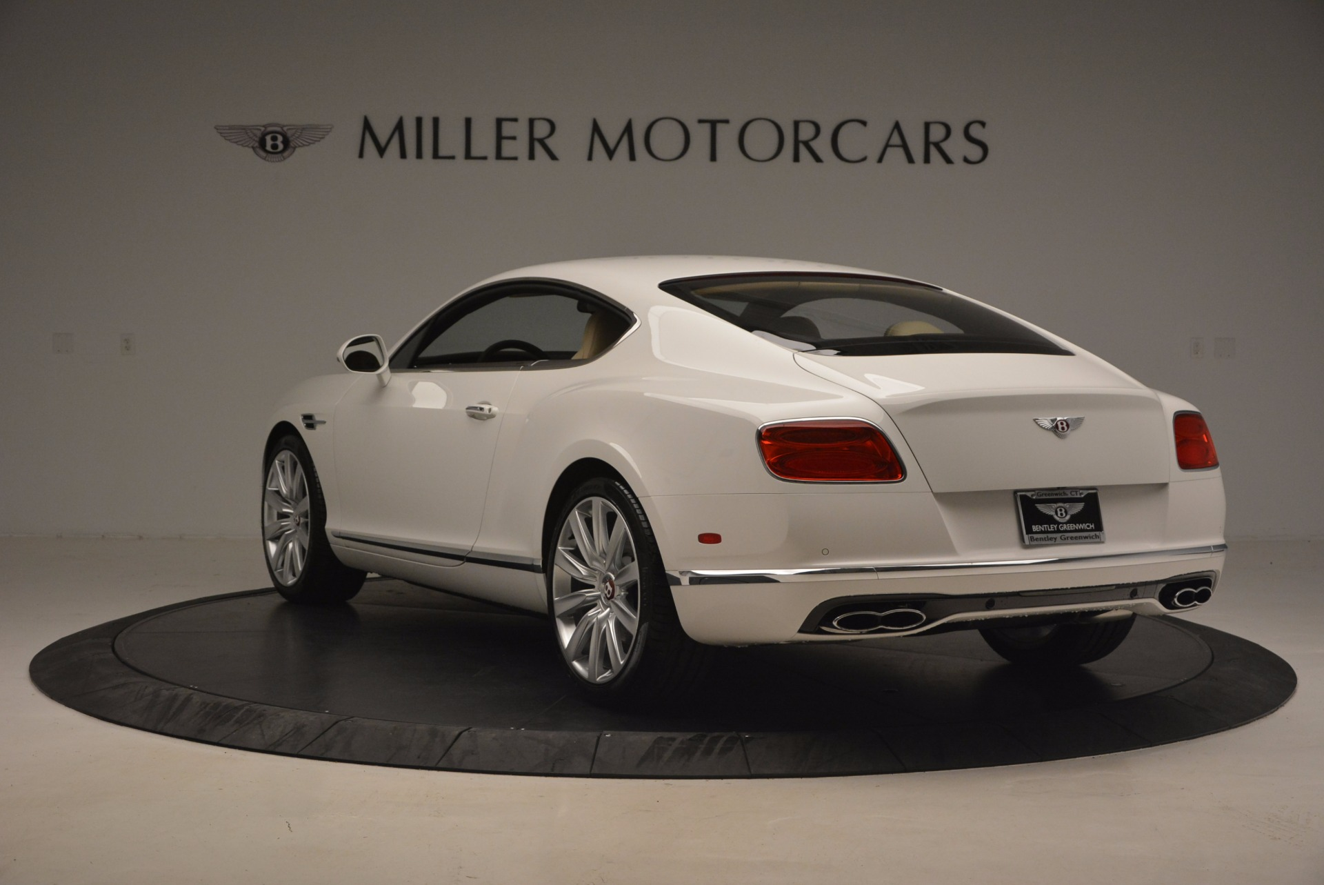 Used 2017 Bentley Continental GT V8 For Sale In Westport, CT 1133_p5