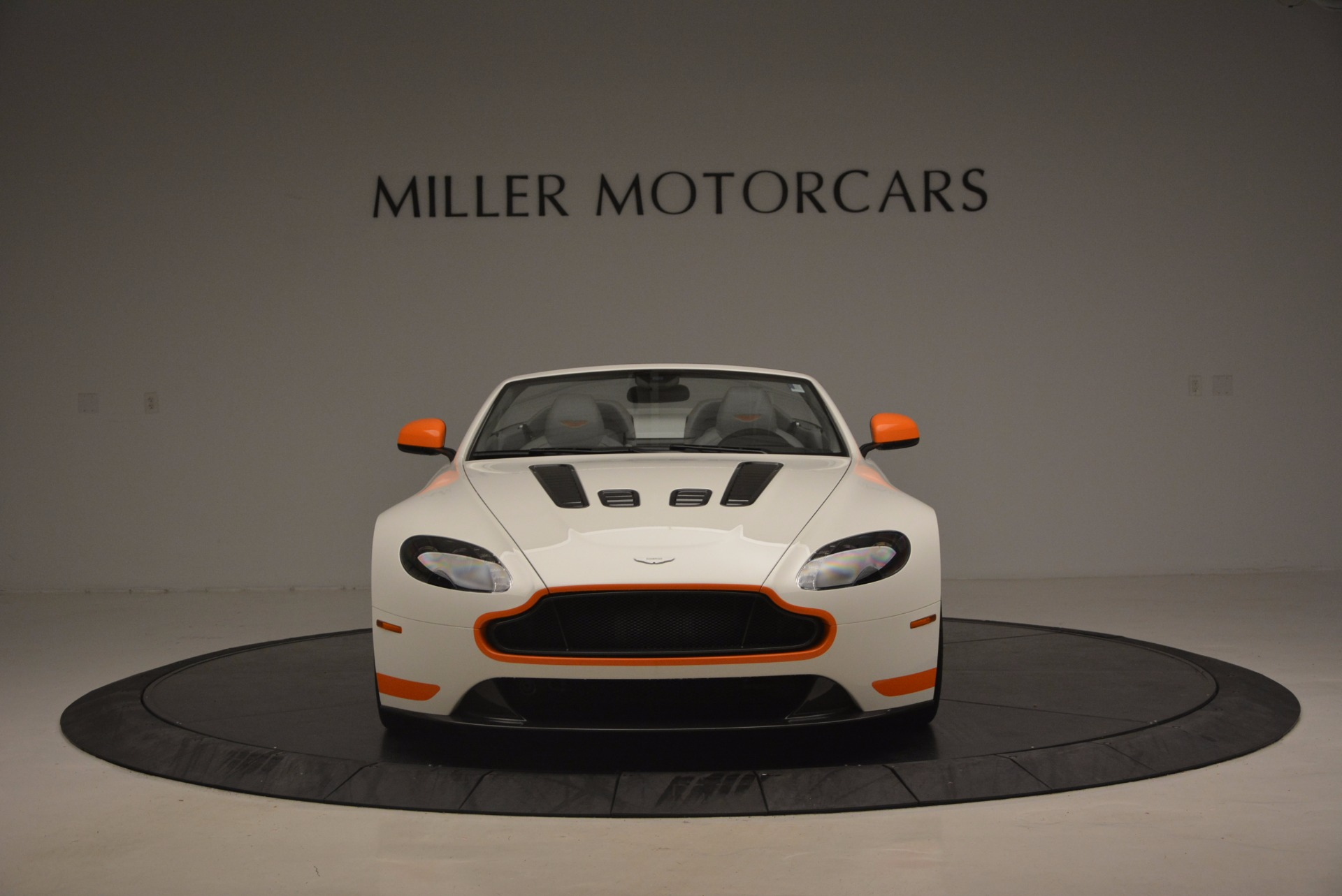 Used 2017 Aston Martin V12 Vantage S Convertible For Sale In Westport, CT 1134_p12