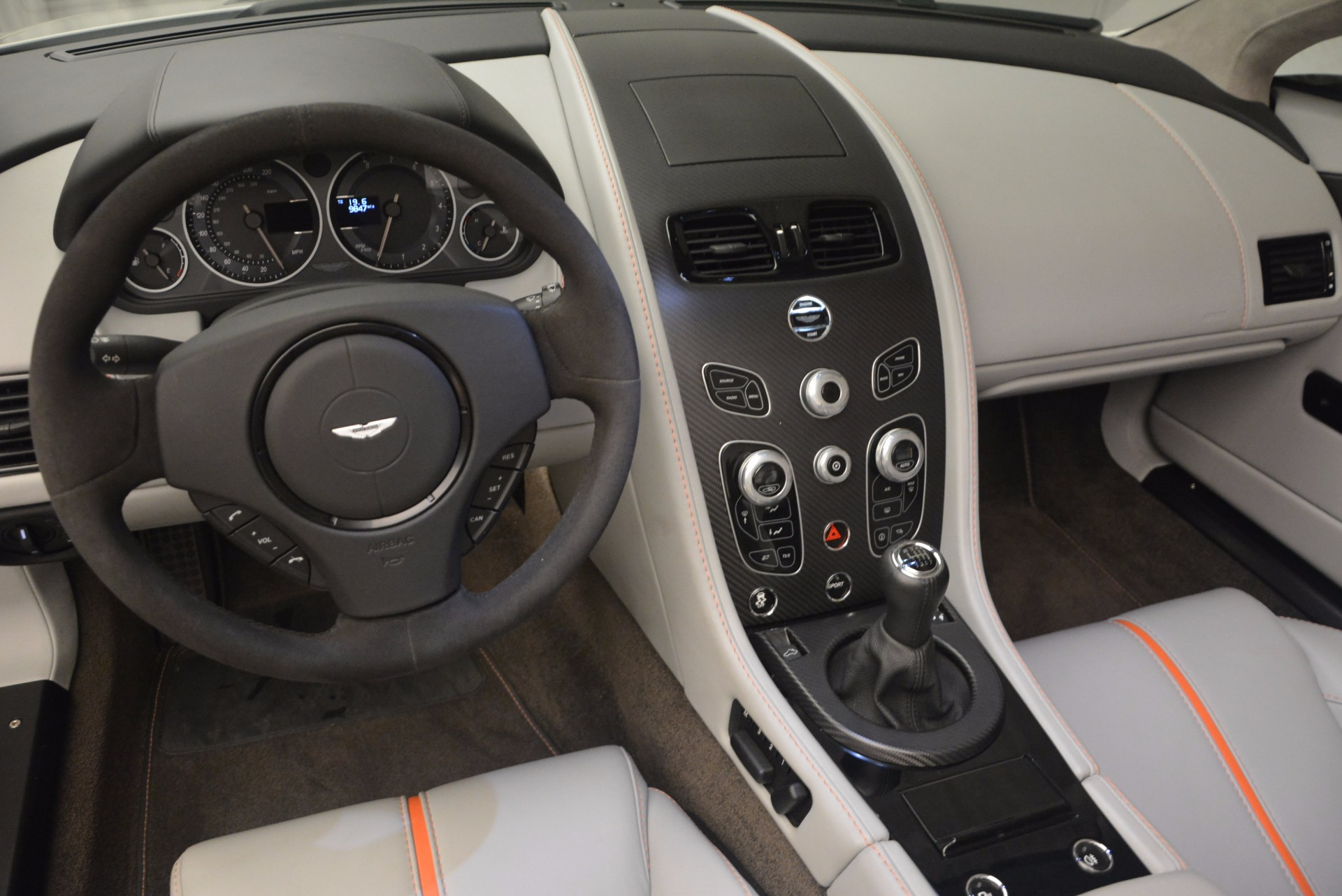 Used 2017 Aston Martin V12 Vantage S Convertible For Sale In Westport, CT 1134_p26