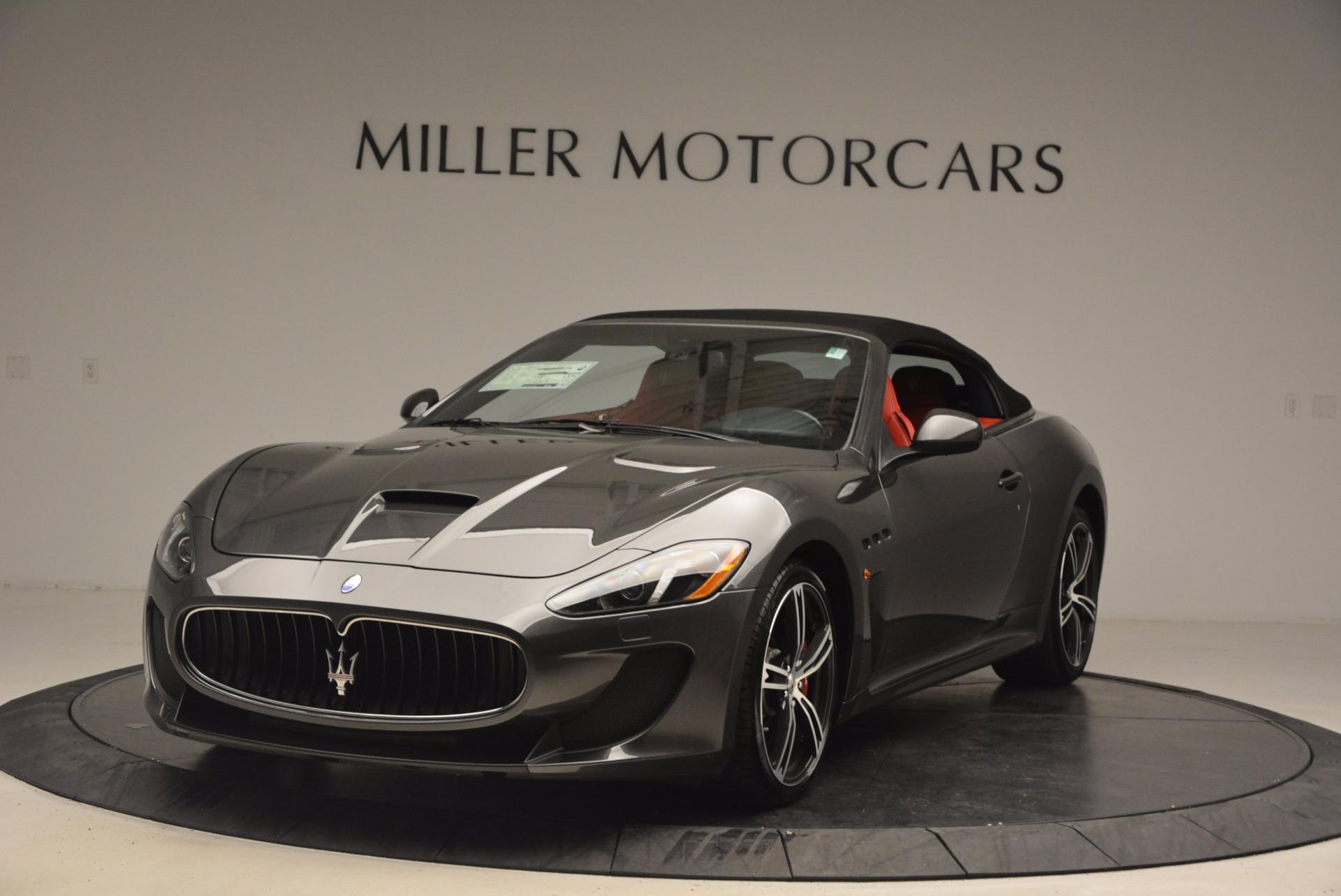 Used 2015 Maserati GranTurismo MC For Sale In Westport, CT 1135_p13