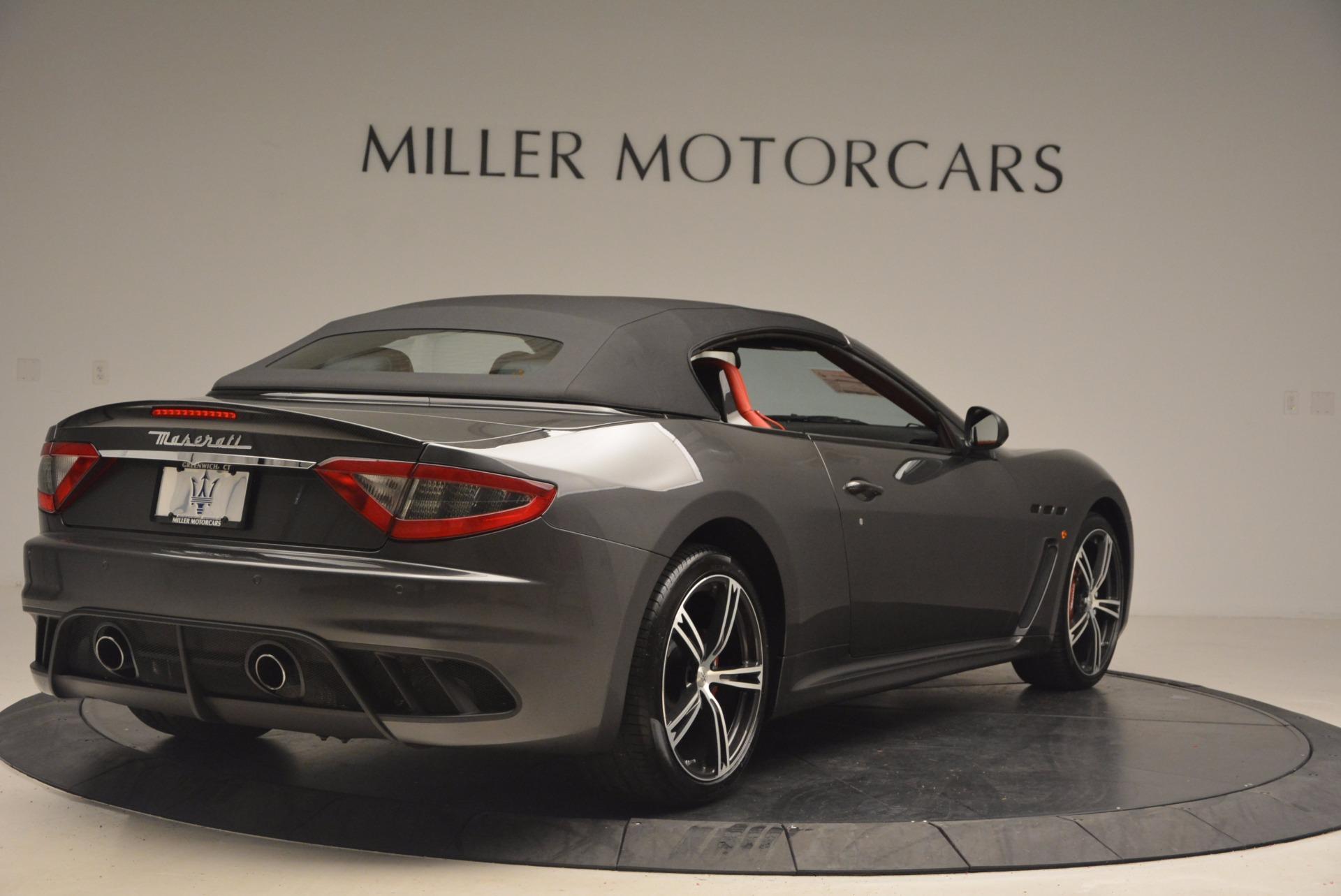 Used 2015 Maserati GranTurismo MC For Sale In Westport, CT 1135_p19