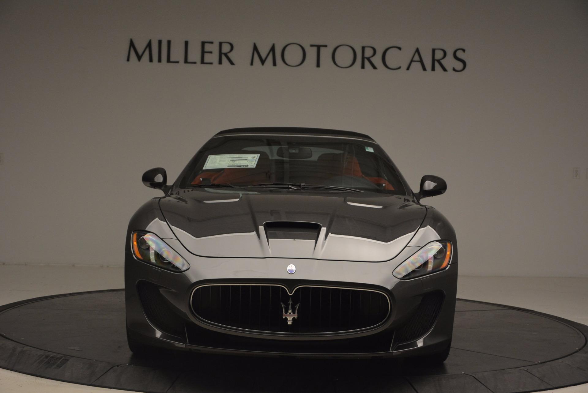 Used 2015 Maserati GranTurismo MC For Sale In Westport, CT 1135_p24