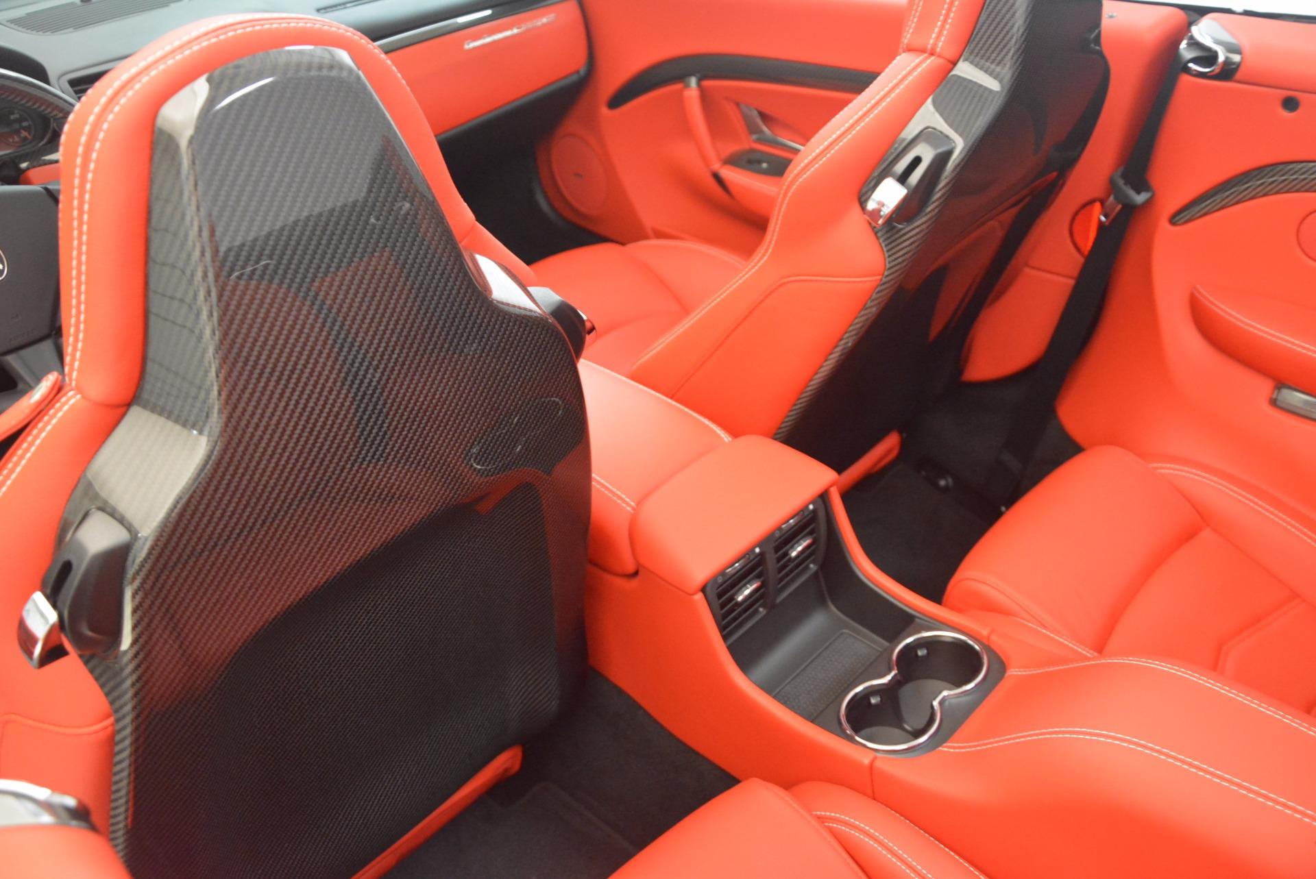 Used 2015 Maserati GranTurismo MC For Sale In Westport, CT 1135_p28