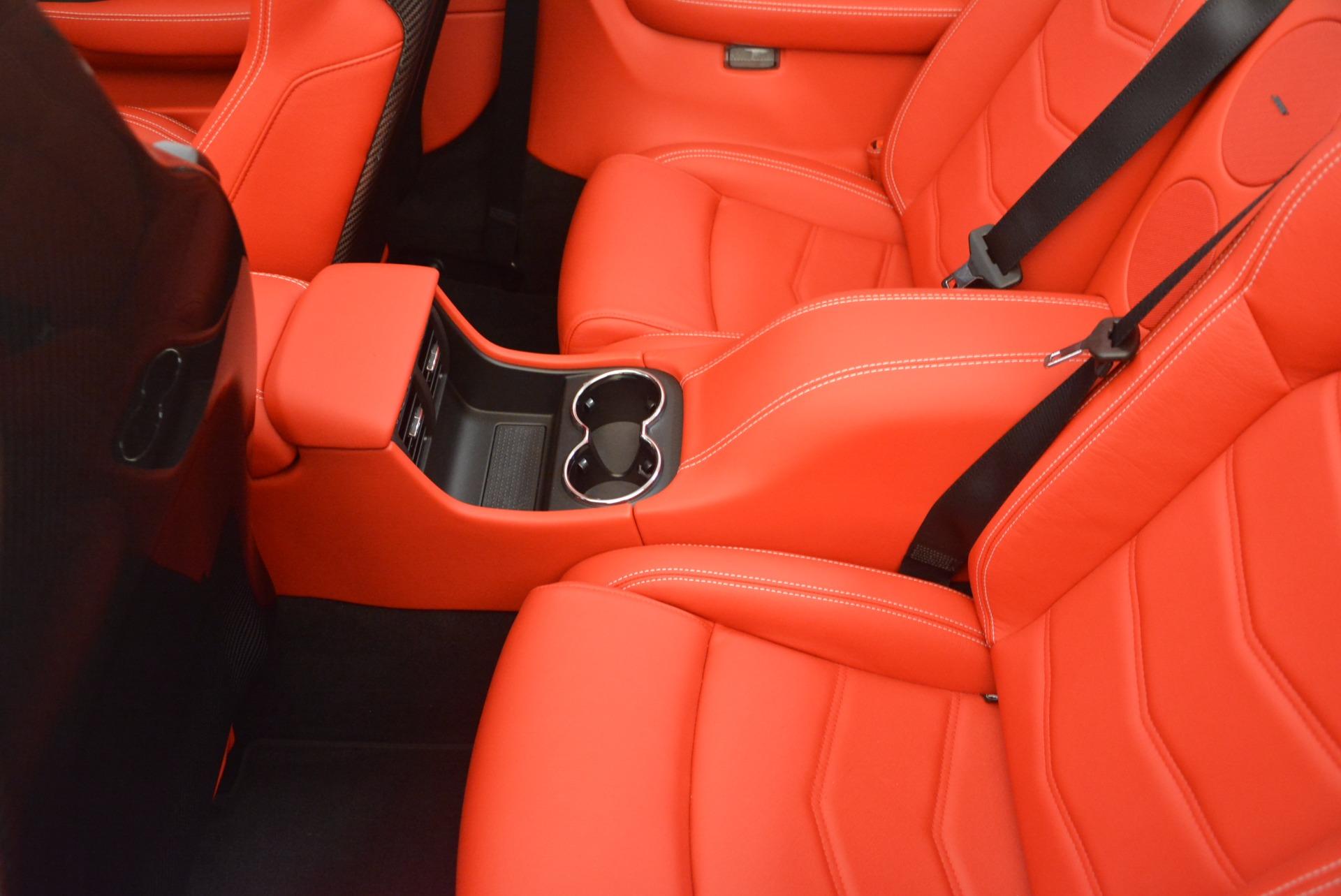 Used 2015 Maserati GranTurismo MC For Sale In Westport, CT 1135_p29