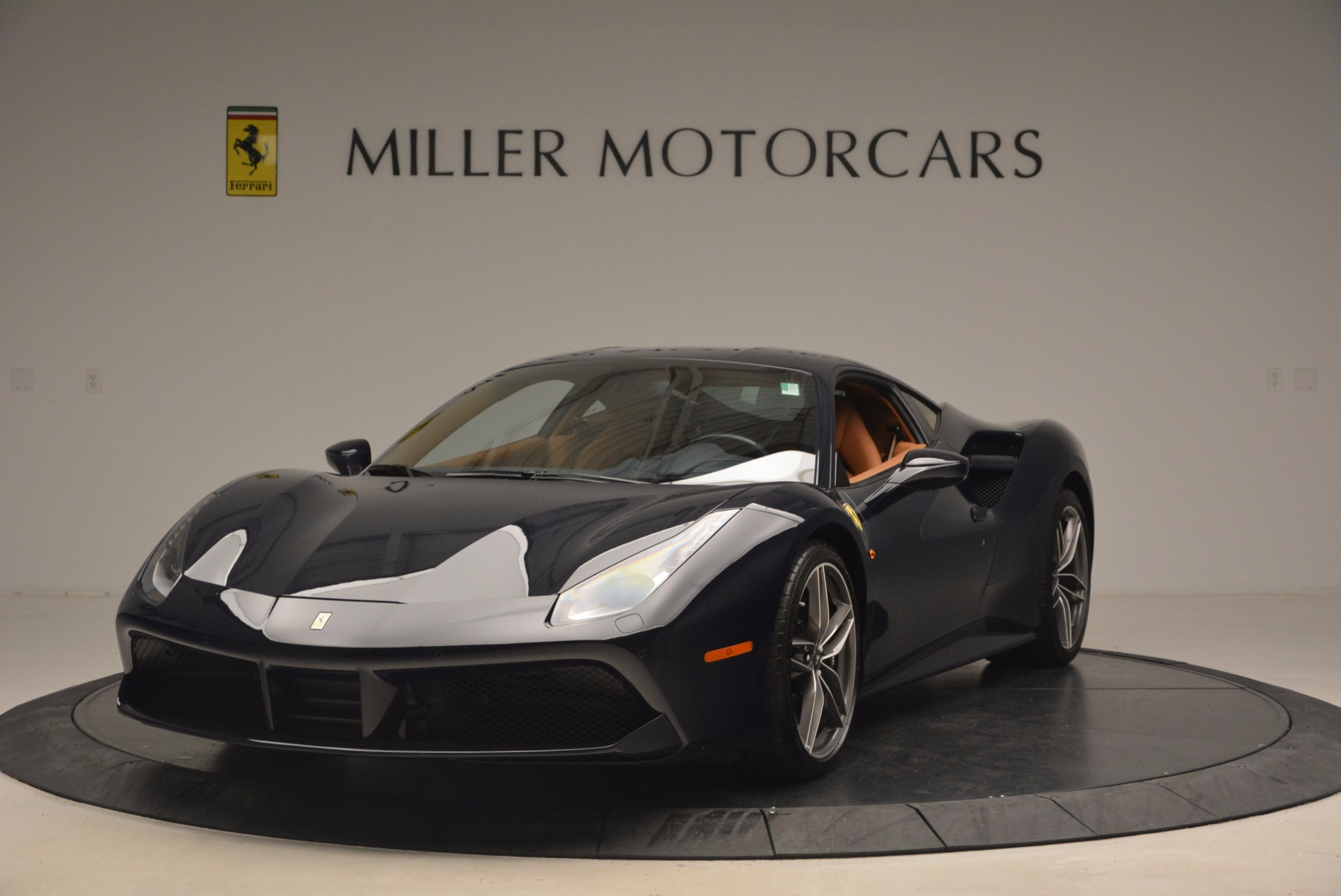 Used 2016 Ferrari 488 GTB  For Sale In Westport, CT 1136_main