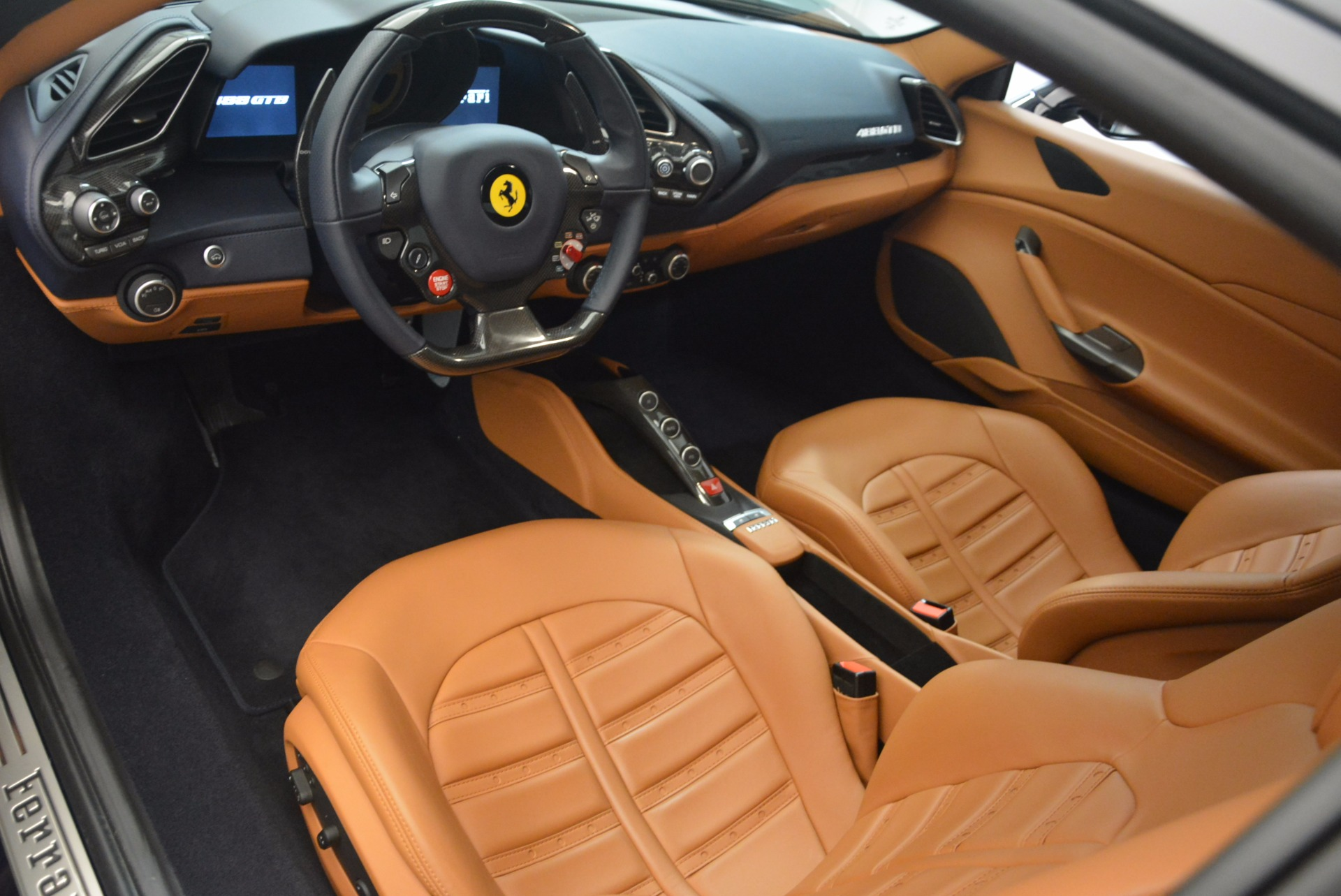 Used 2016 Ferrari 488 GTB  For Sale In Westport, CT 1136_p13