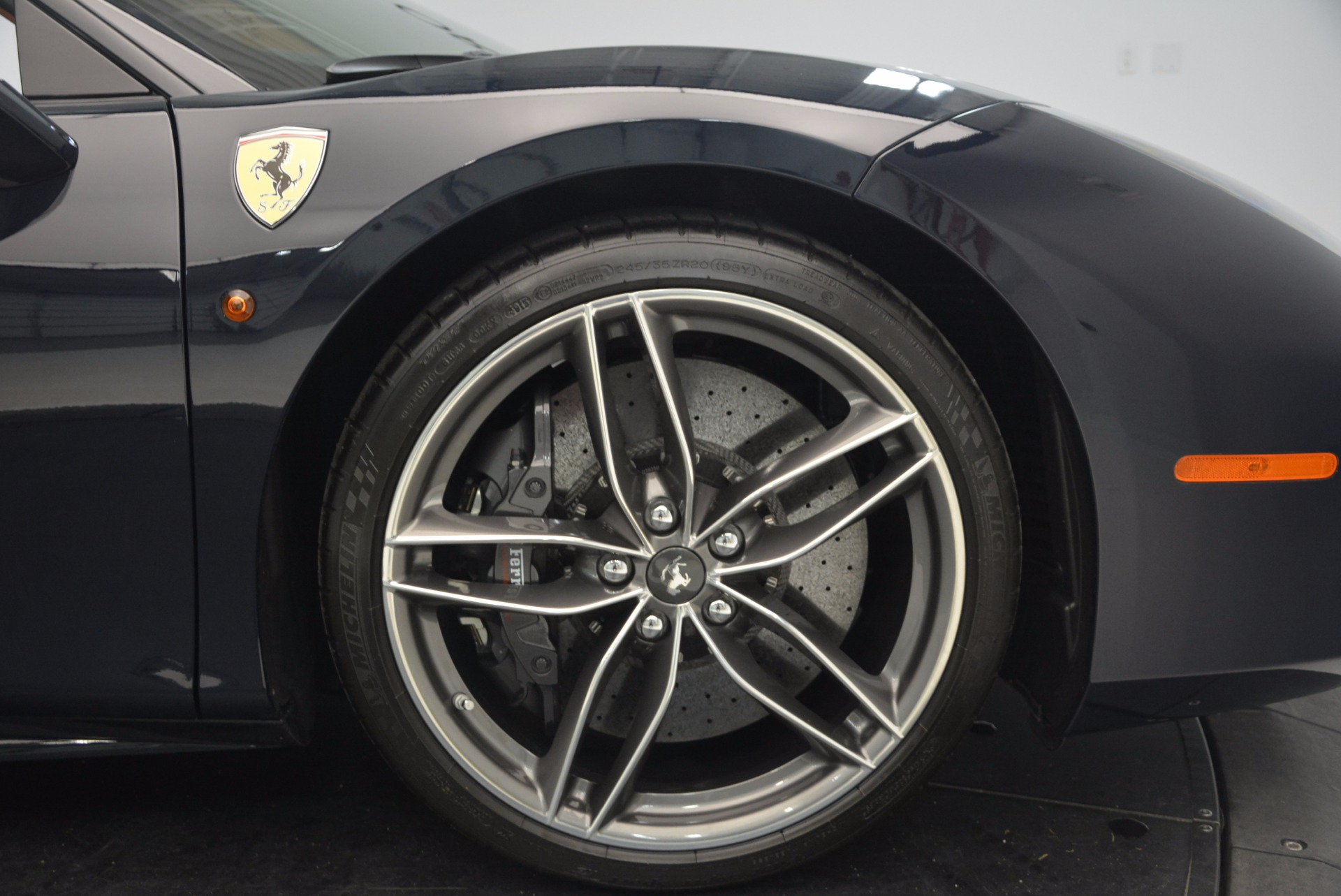 Used 2016 Ferrari 488 GTB  For Sale In Westport, CT 1136_p22