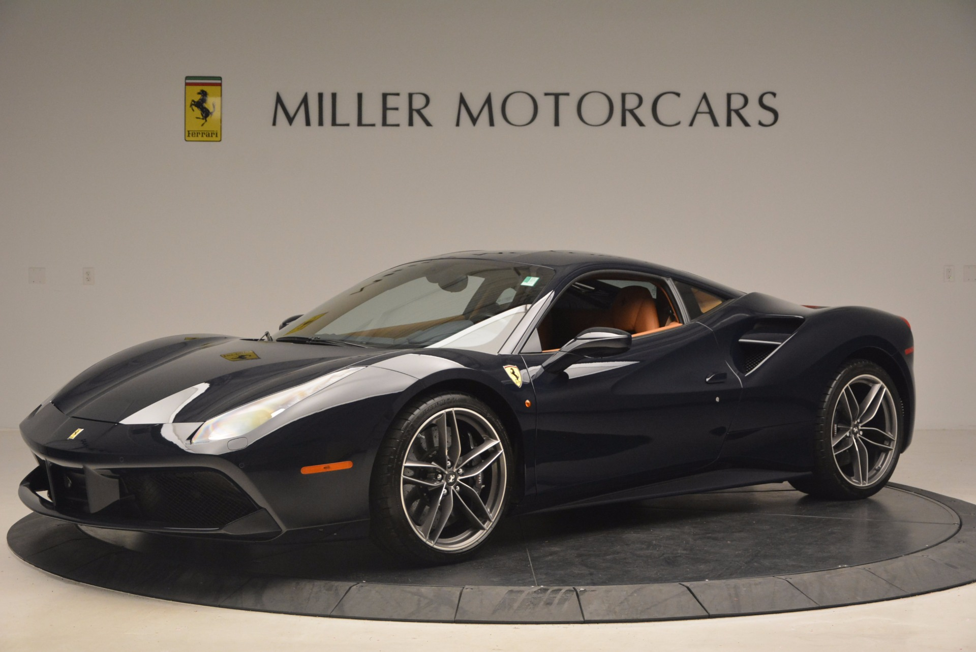 Used 2016 Ferrari 488 GTB  For Sale In Westport, CT 1136_p2