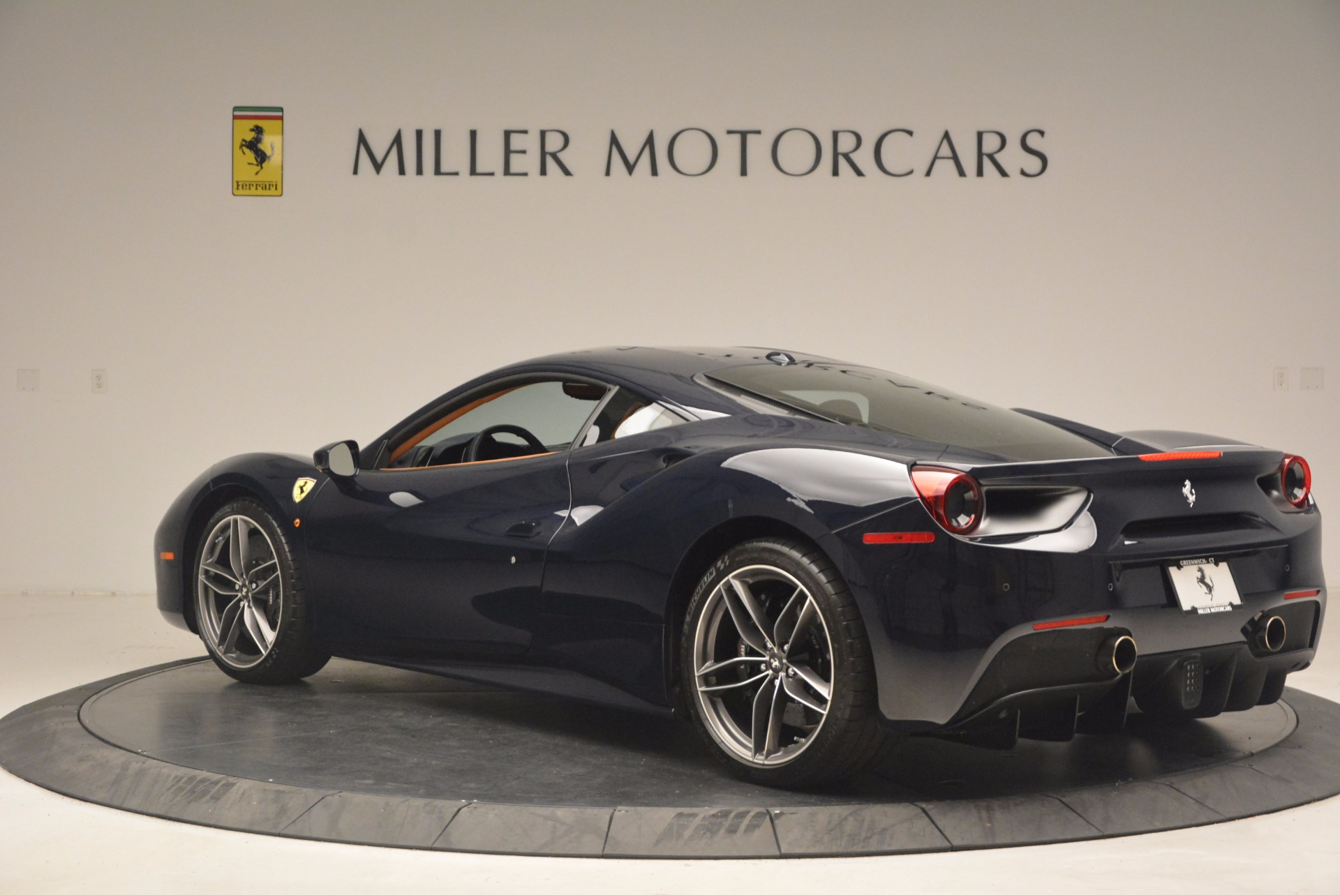 Used 2016 Ferrari 488 GTB  For Sale In Westport, CT 1136_p5