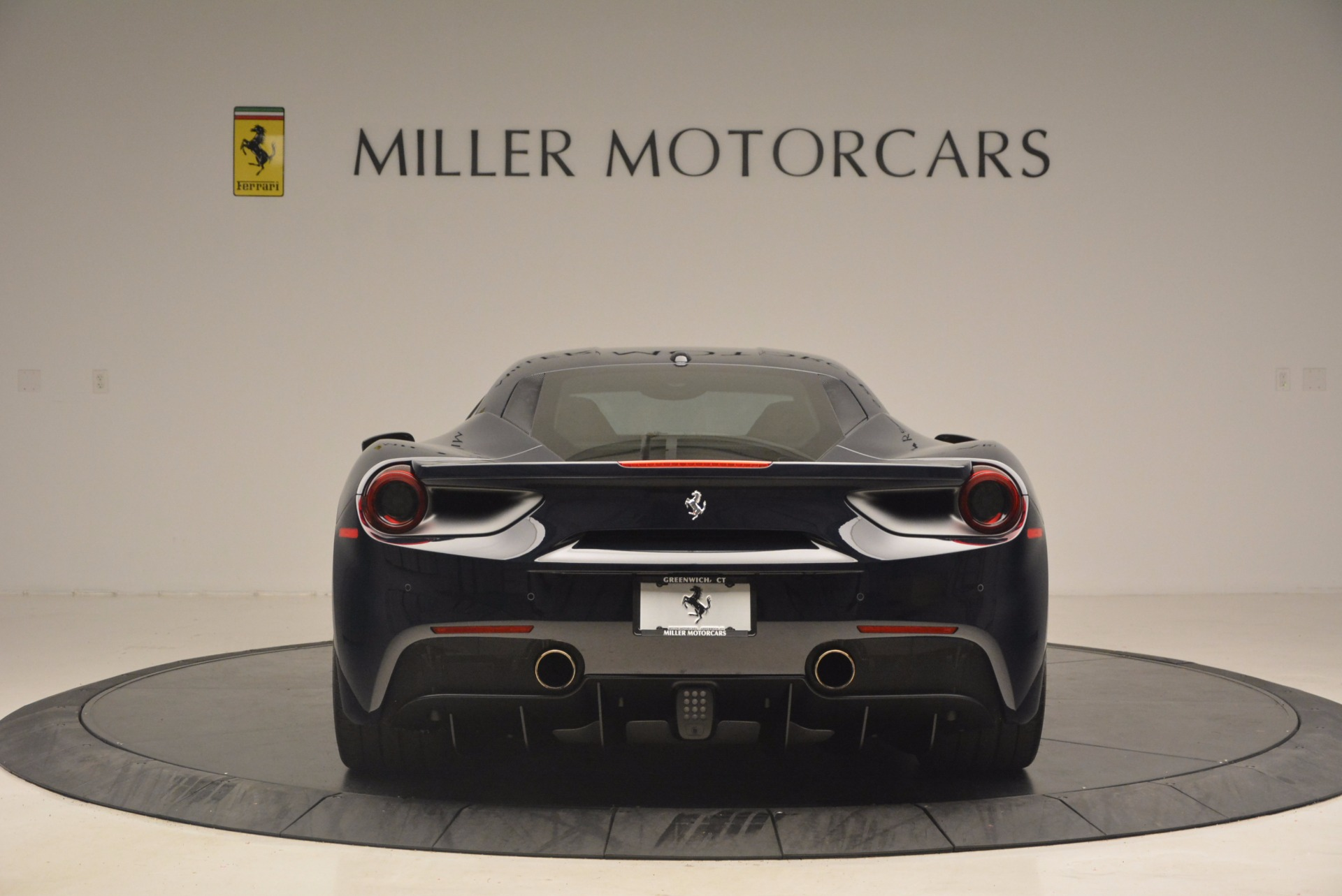 Used 2016 Ferrari 488 GTB  For Sale In Westport, CT 1136_p7