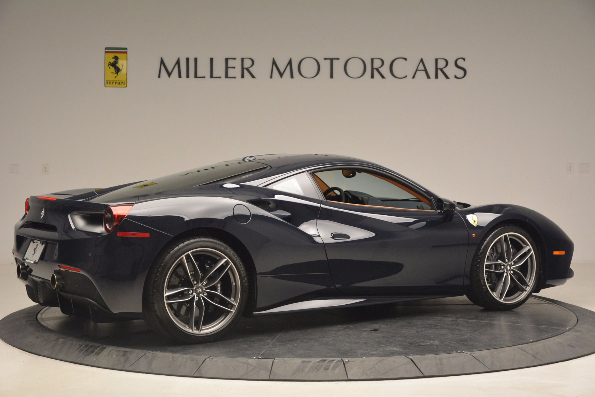 Used 2016 Ferrari 488 GTB  For Sale In Westport, CT 1136_p9