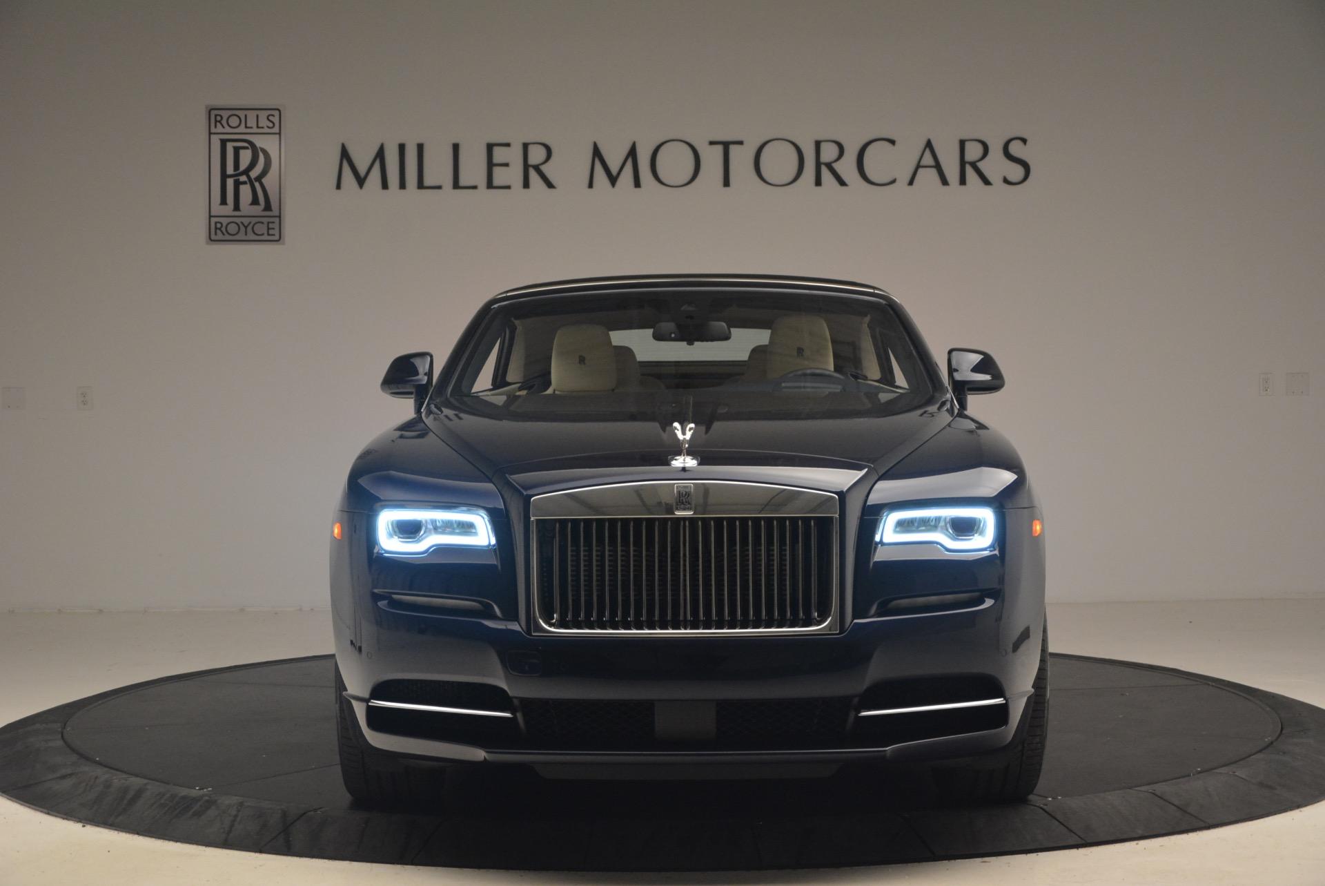 Used 2017 Rolls-Royce Dawn  For Sale In Westport, CT 1138_p13