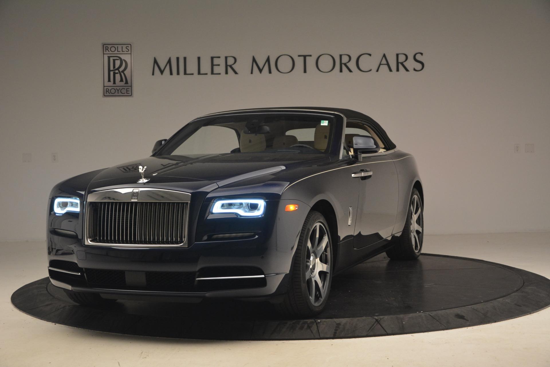 Used 2017 Rolls-Royce Dawn  For Sale In Westport, CT 1138_p14