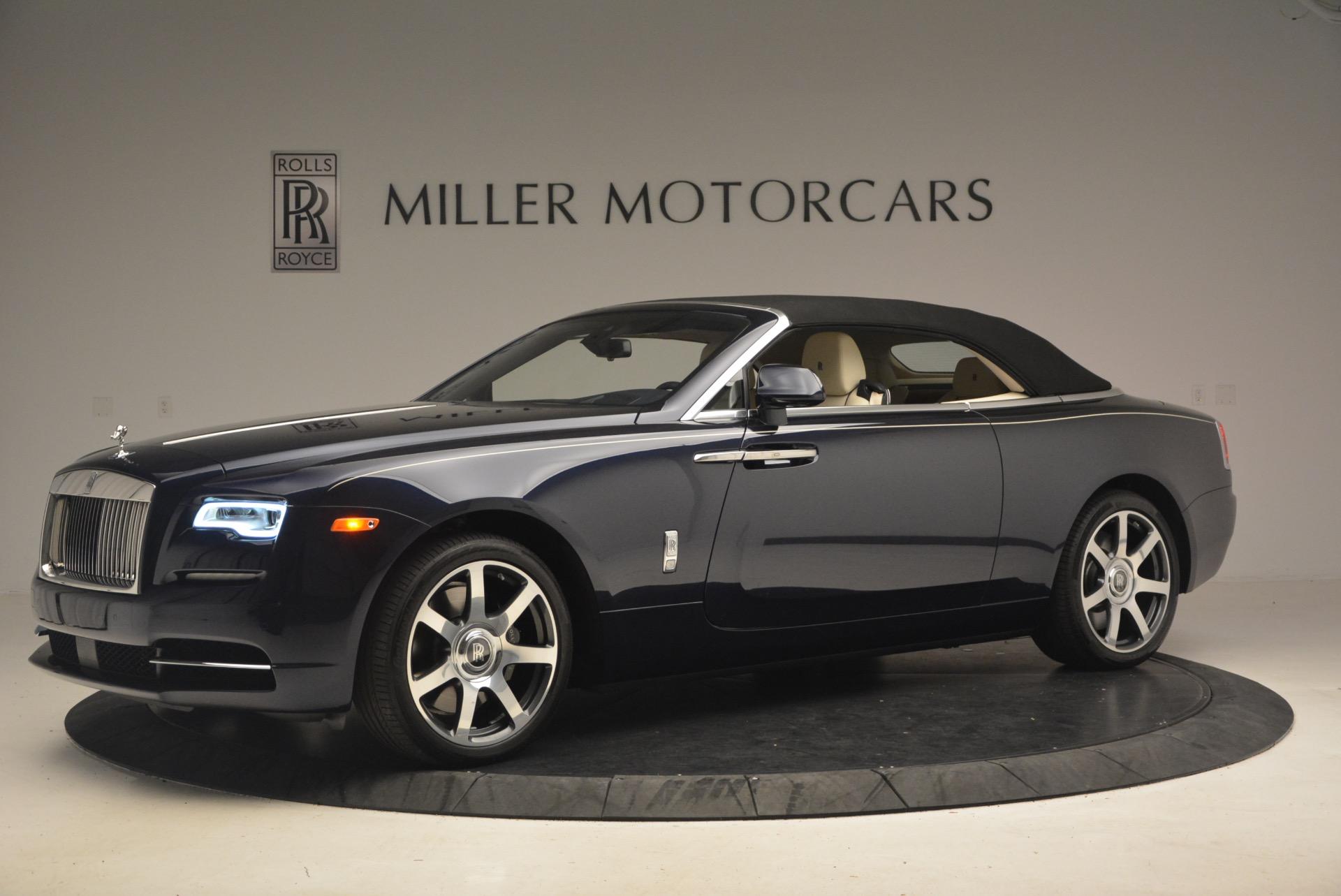 Used 2017 Rolls-Royce Dawn  For Sale In Westport, CT 1138_p15