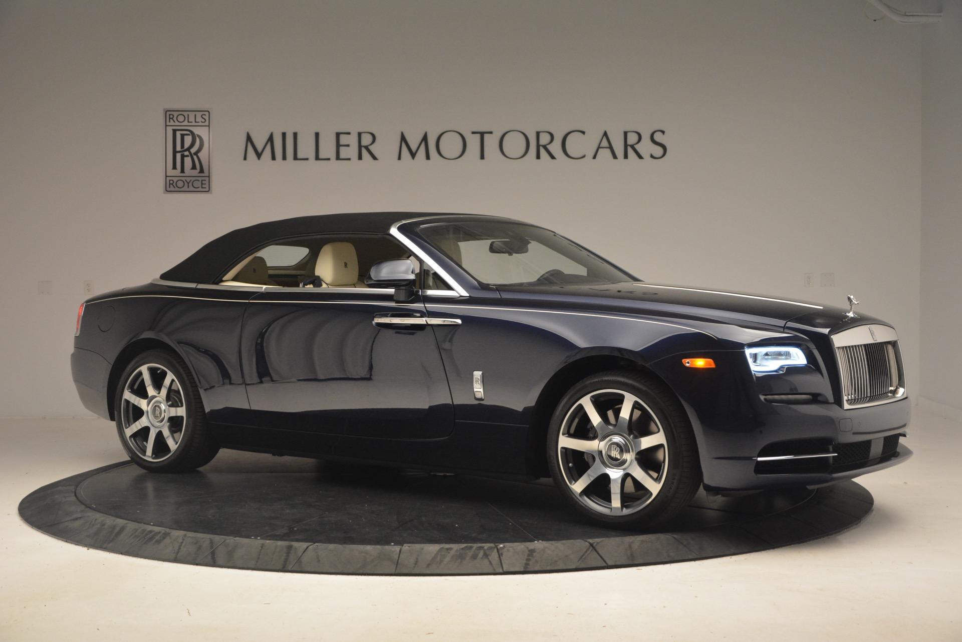 Used 2017 Rolls-Royce Dawn  For Sale In Westport, CT 1138_p23