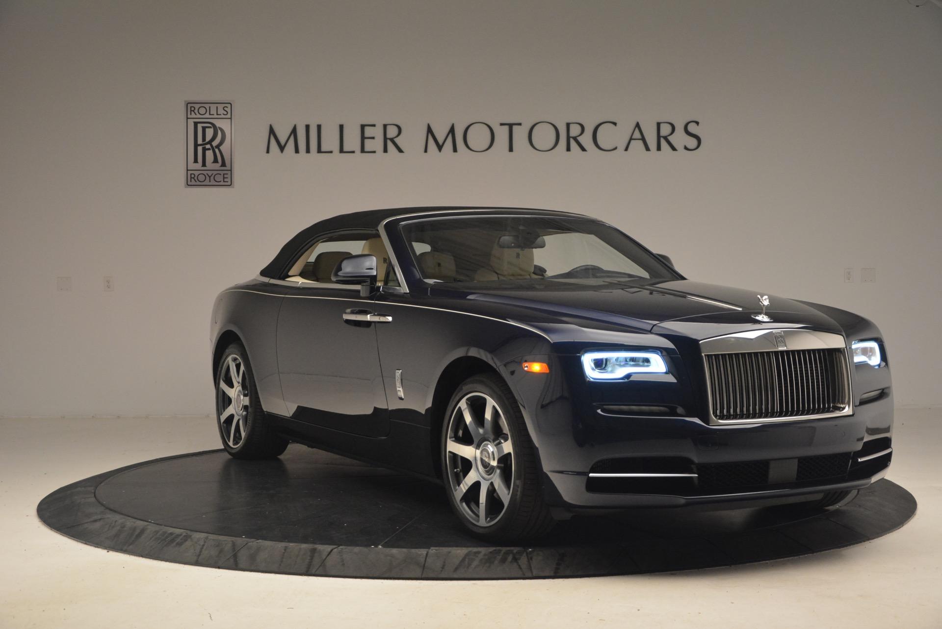 Used 2017 Rolls-Royce Dawn  For Sale In Westport, CT 1138_p24