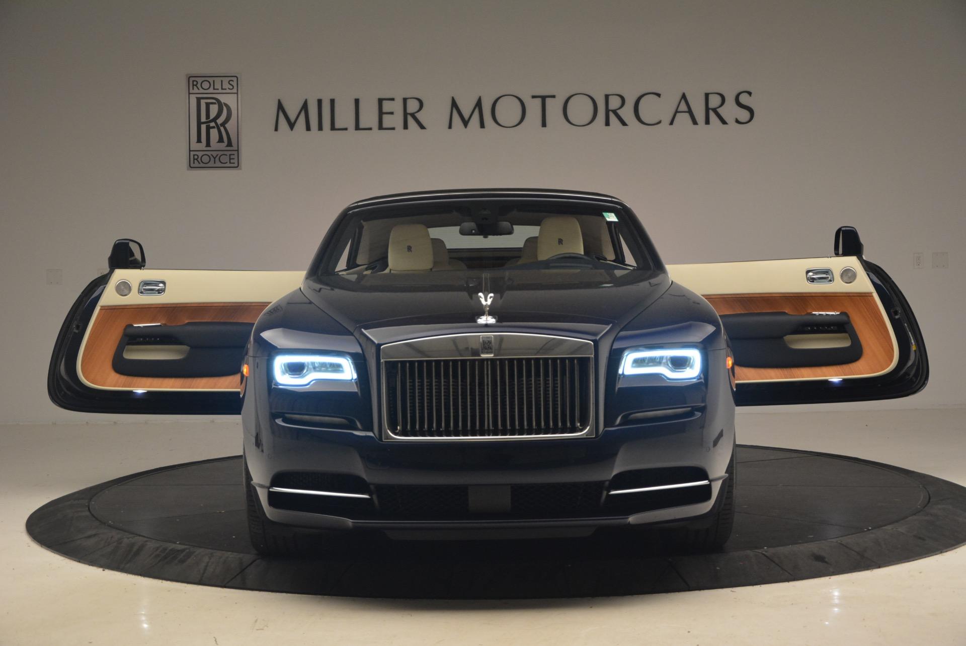 Used 2017 Rolls-Royce Dawn  For Sale In Westport, CT 1138_p25