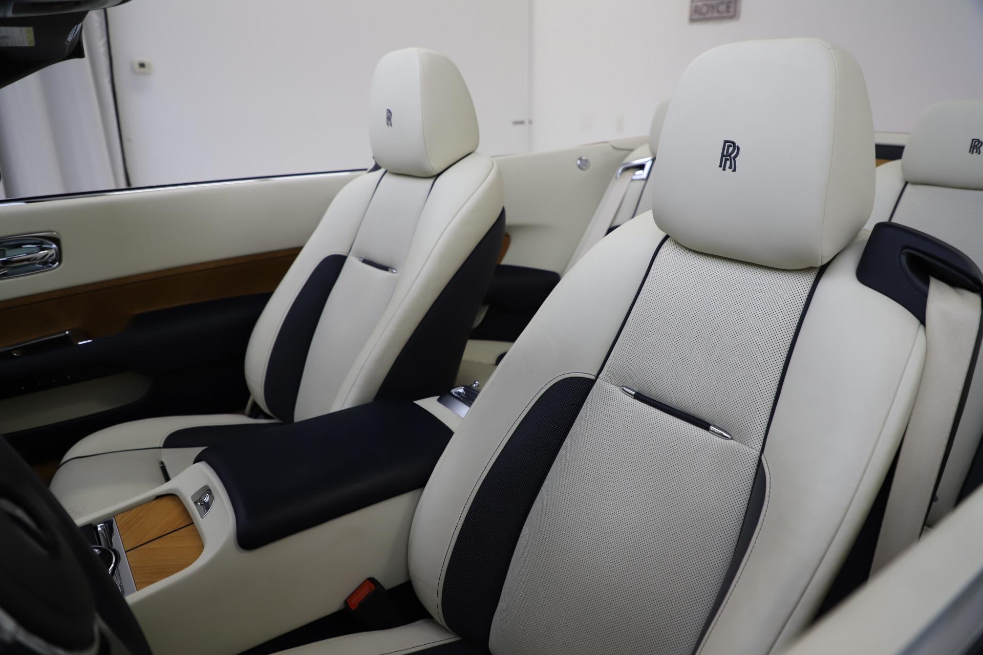 Used 2017 Rolls-Royce Dawn  For Sale In Westport, CT 1138_p37