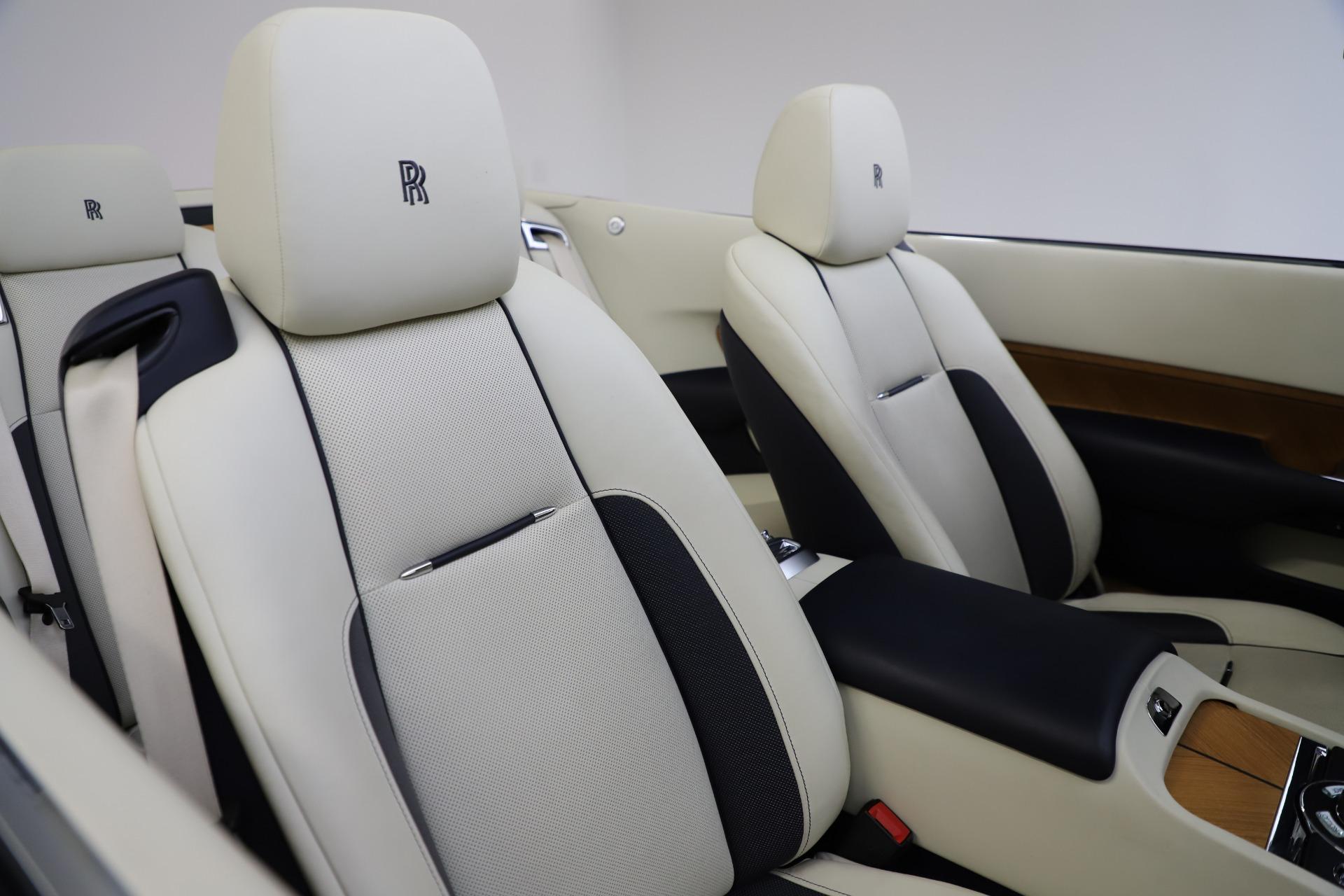 Used 2017 Rolls-Royce Dawn  For Sale In Westport, CT 1138_p38