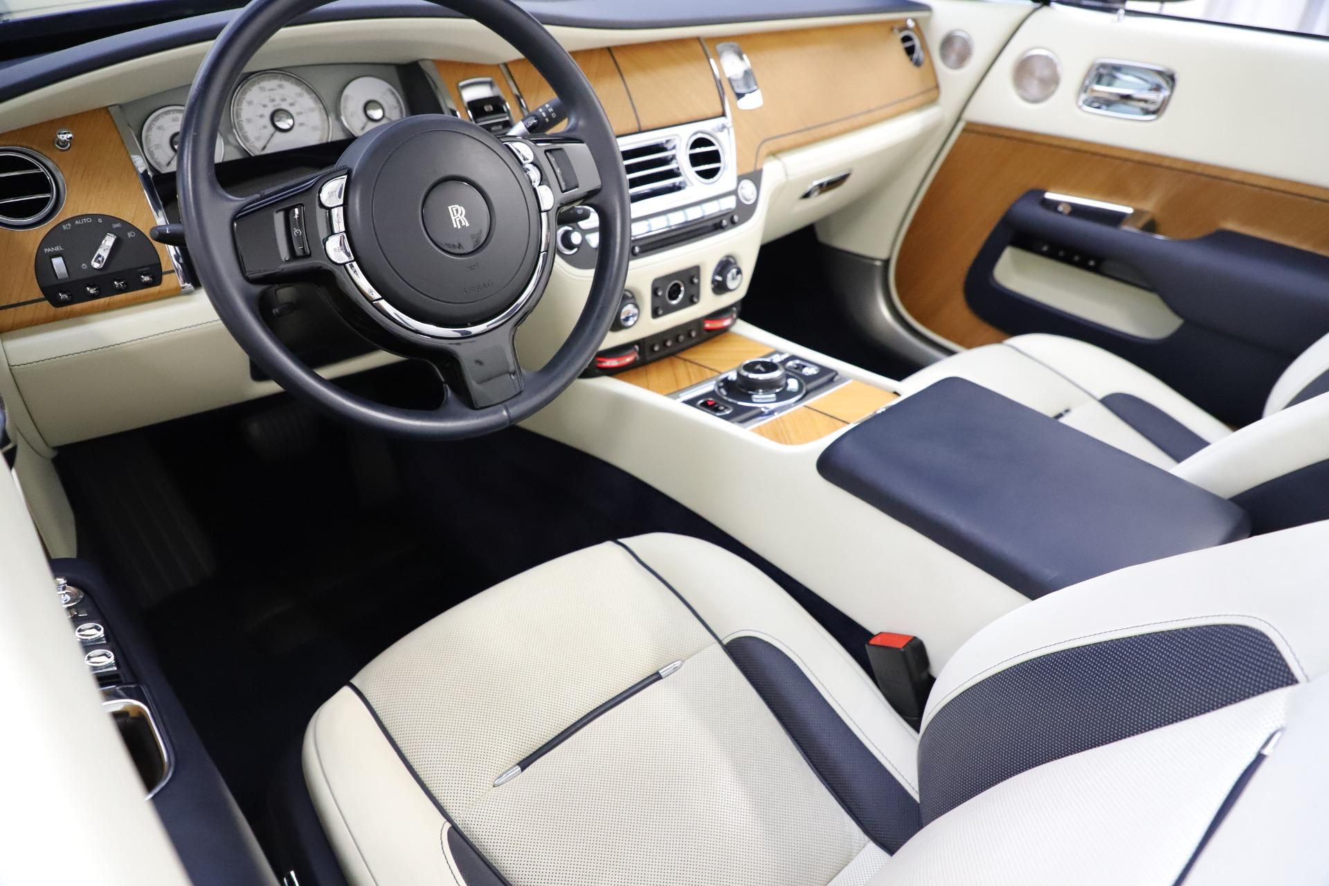 Used 2017 Rolls-Royce Dawn  For Sale In Westport, CT 1138_p39