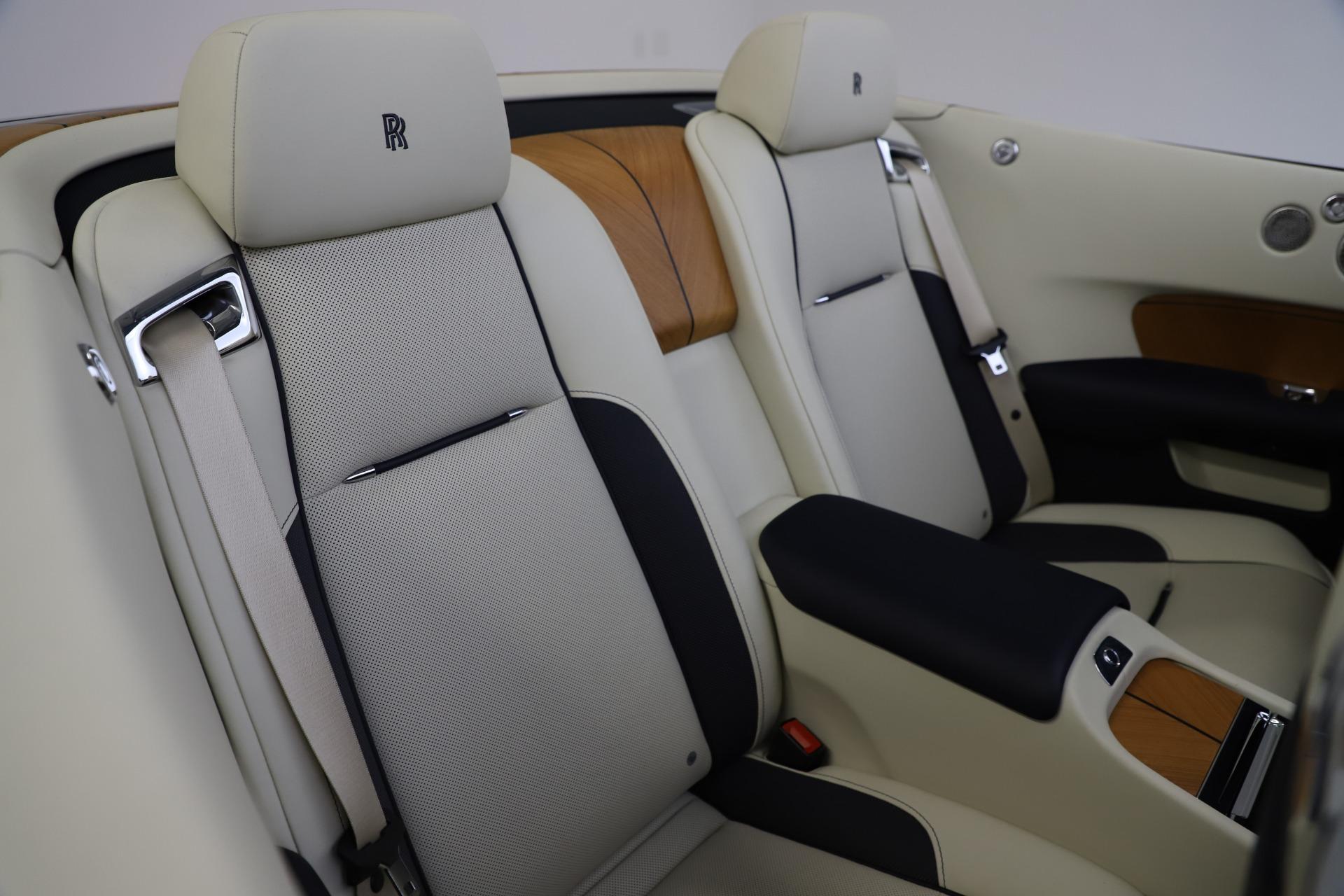 Used 2017 Rolls-Royce Dawn  For Sale In Westport, CT 1138_p41