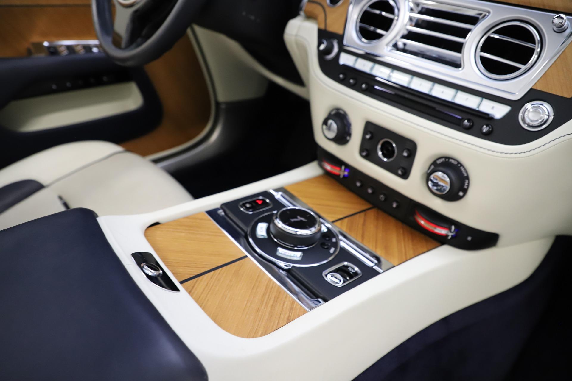 Used 2017 Rolls-Royce Dawn  For Sale In Westport, CT 1138_p45