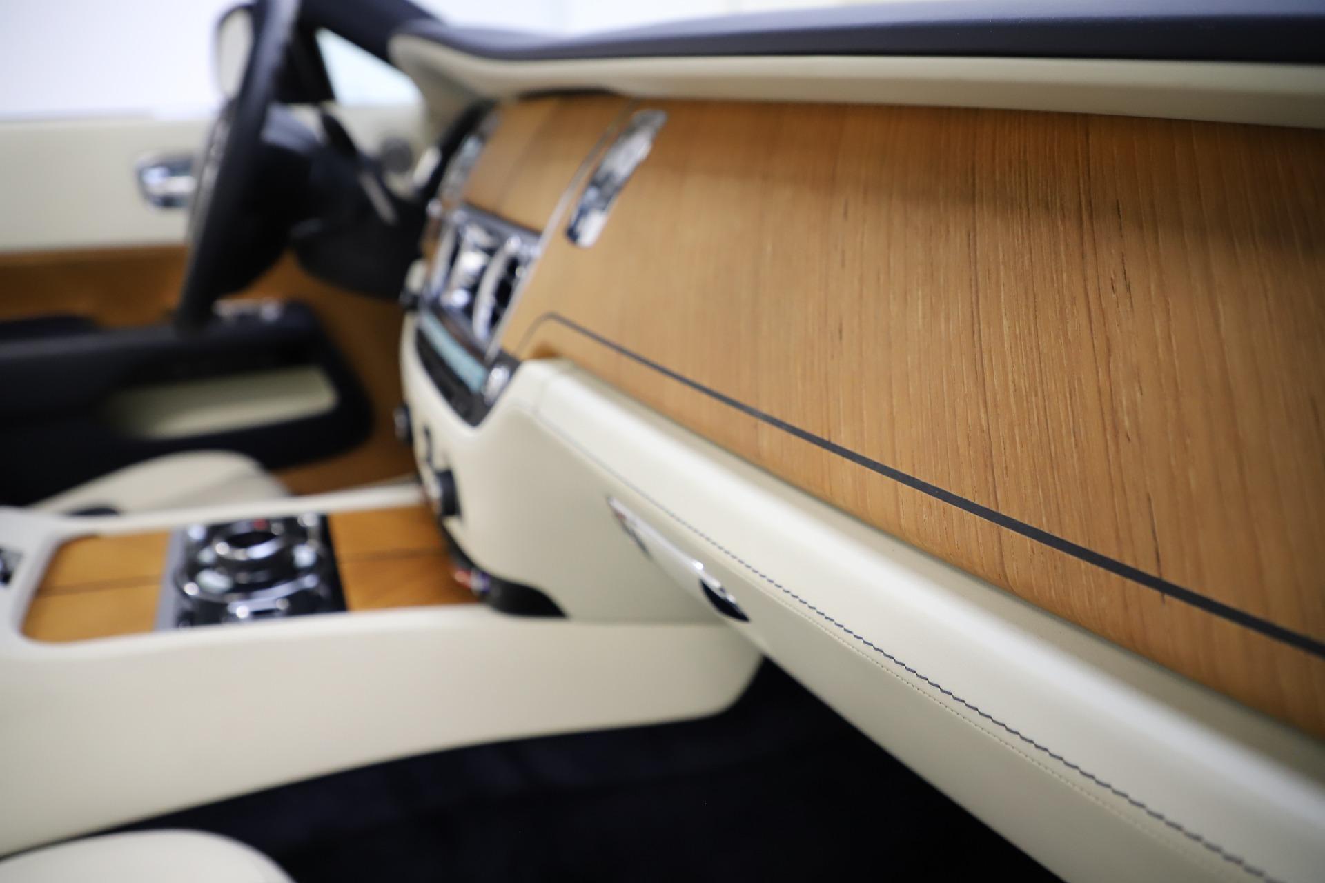 Used 2017 Rolls-Royce Dawn  For Sale In Westport, CT 1138_p46