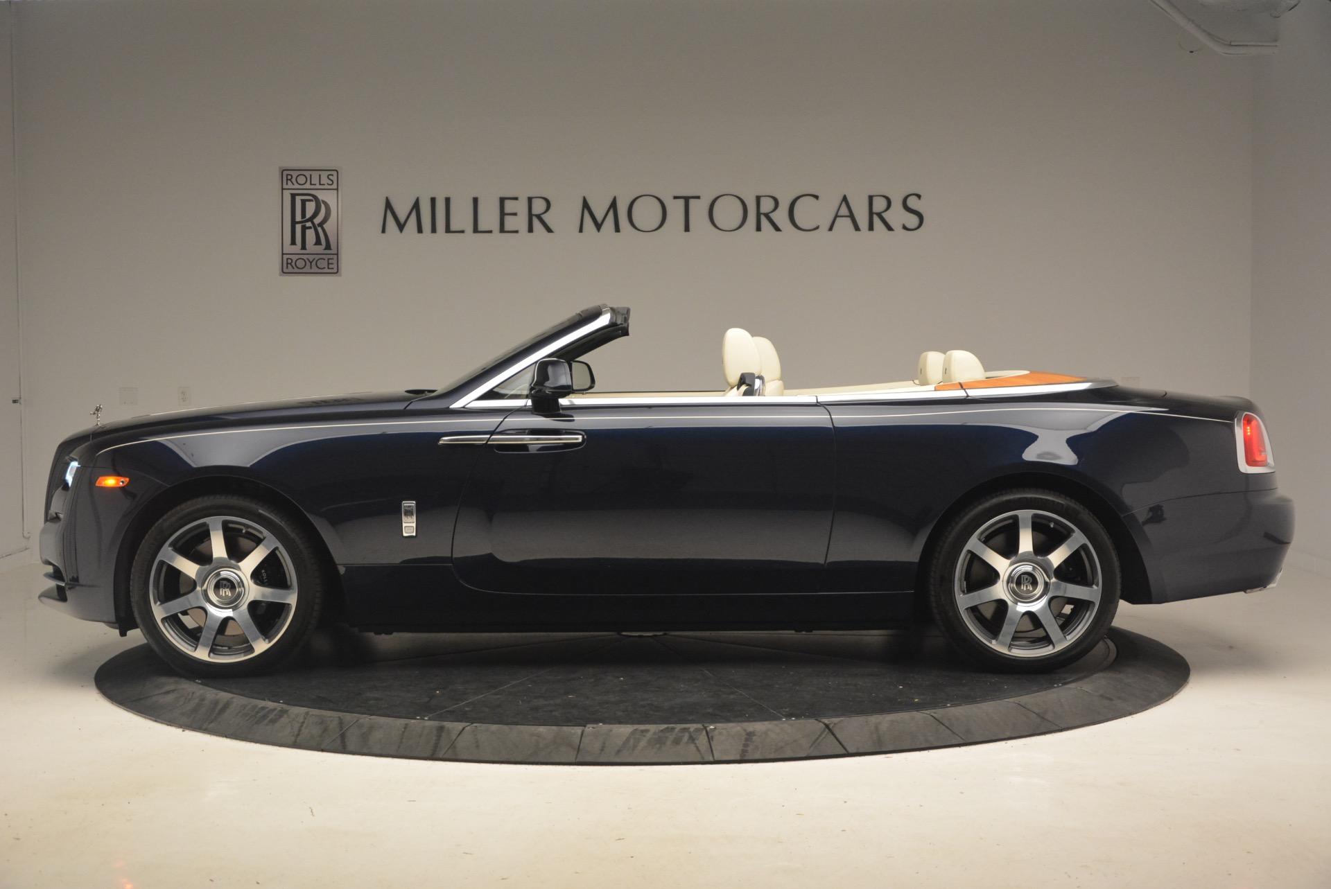 Used 2017 Rolls-Royce Dawn  For Sale In Westport, CT 1138_p4