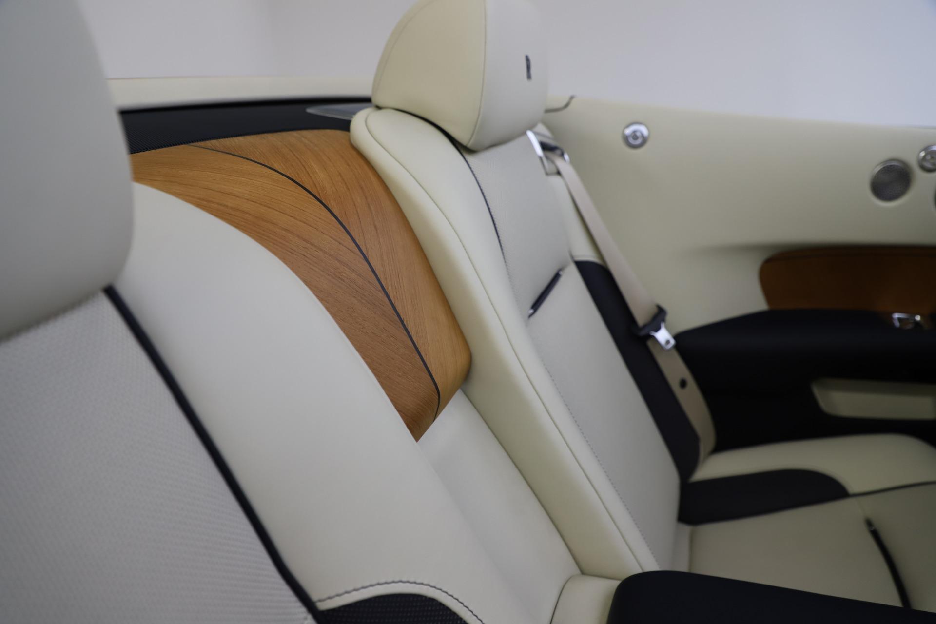 Used 2017 Rolls-Royce Dawn  For Sale In Westport, CT 1138_p52