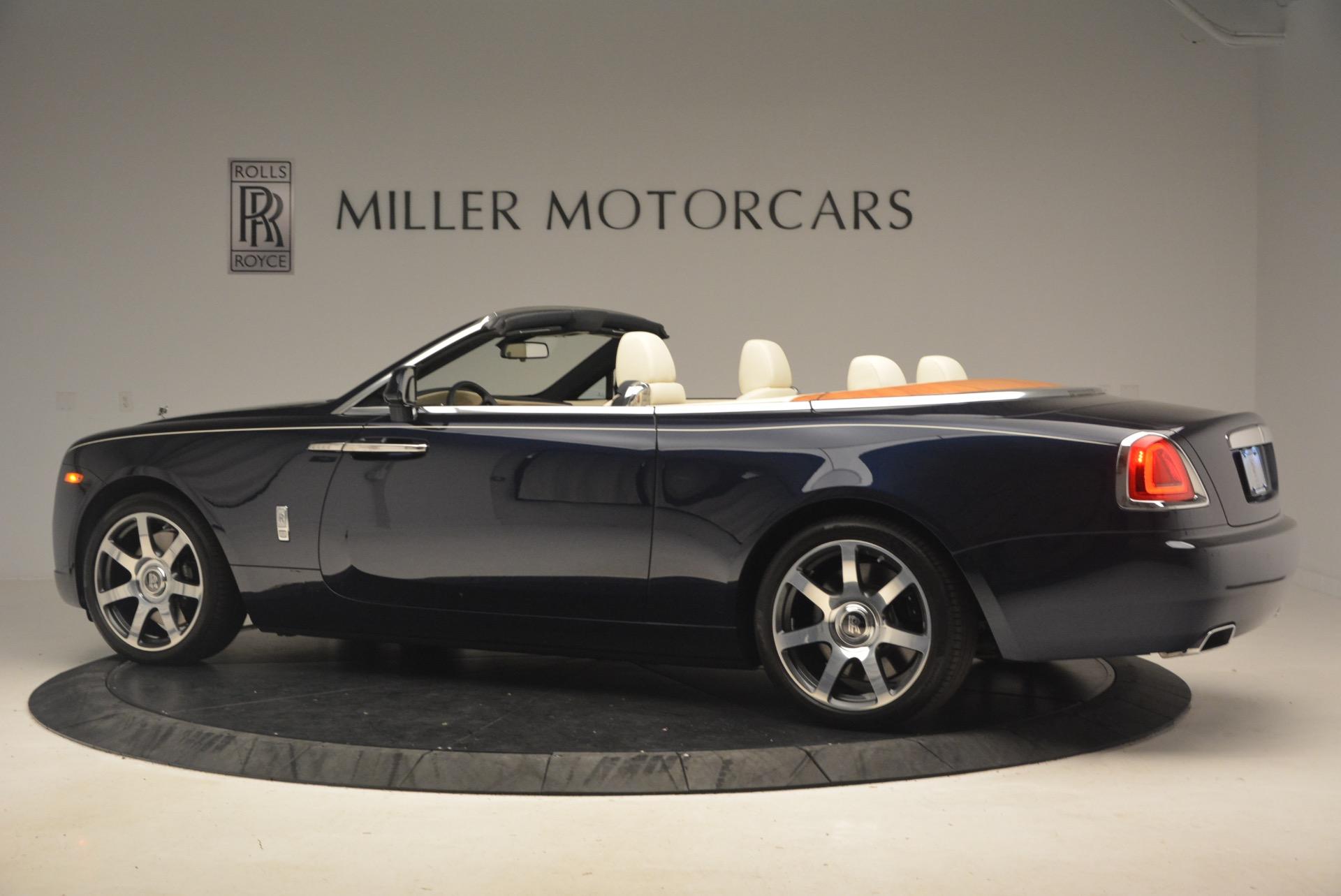 Used 2017 Rolls-Royce Dawn  For Sale In Westport, CT 1138_p5