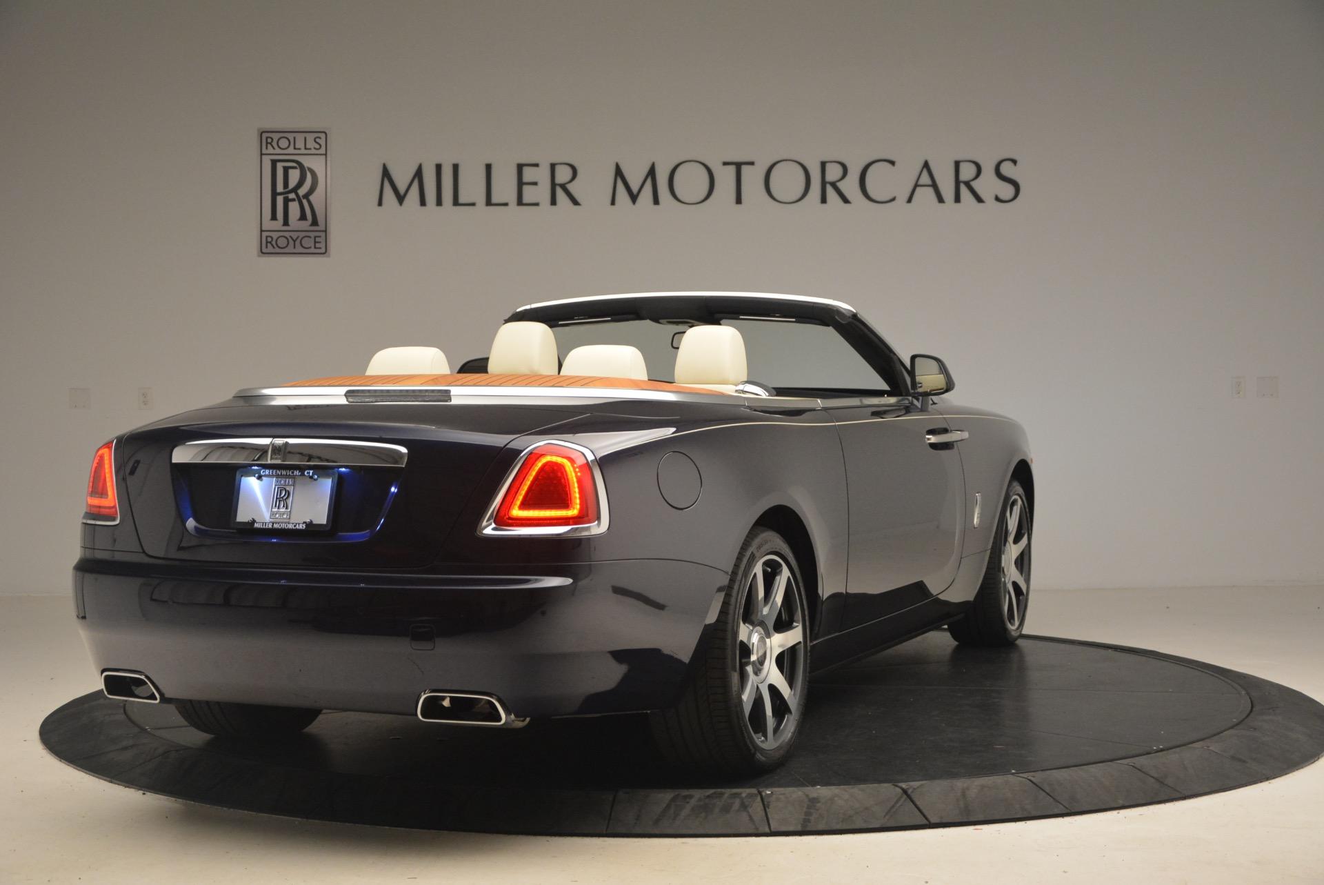 Used 2017 Rolls-Royce Dawn  For Sale In Westport, CT 1138_p8