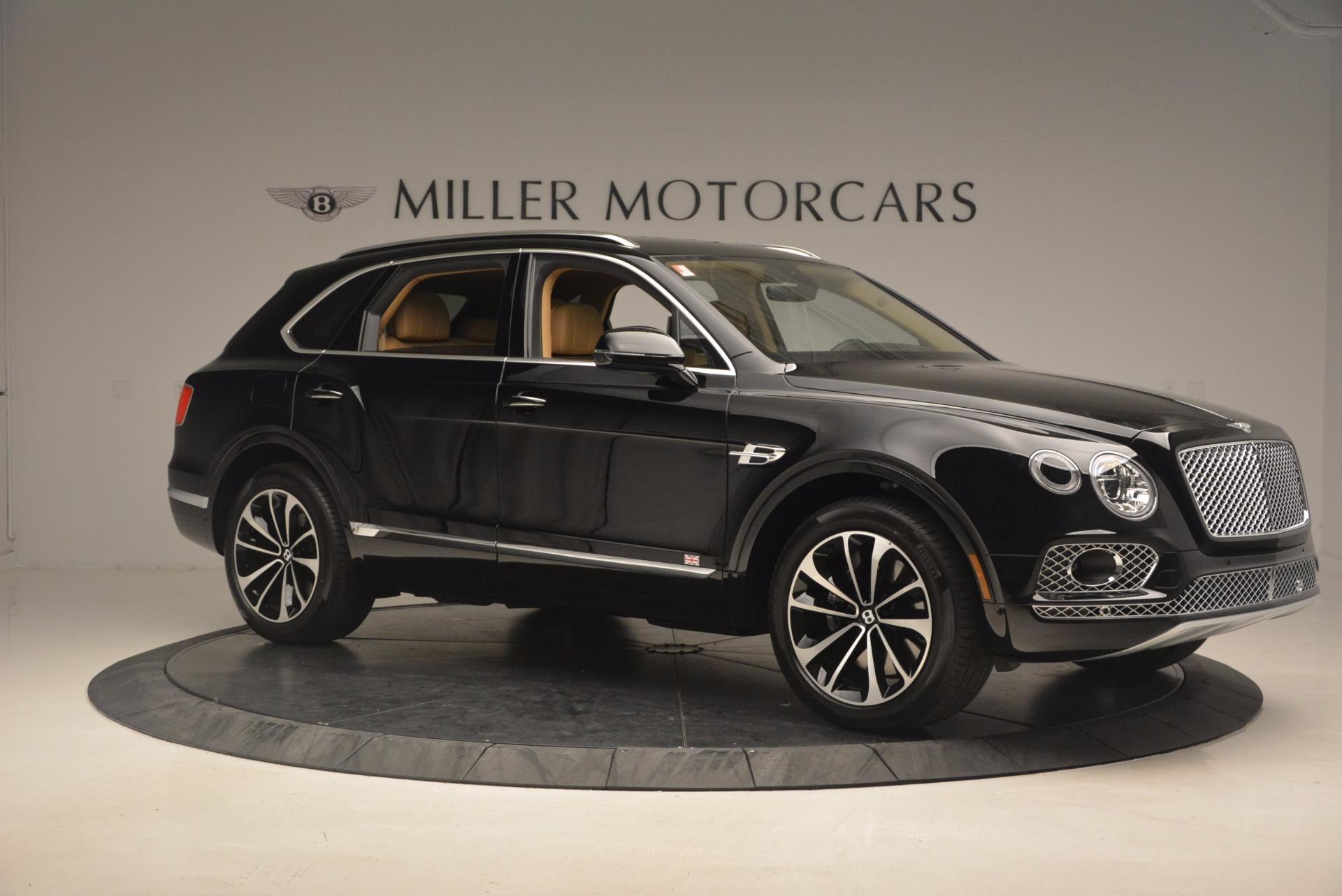 Used 2017 Bentley Bentayga  For Sale In Westport, CT 1139_p10