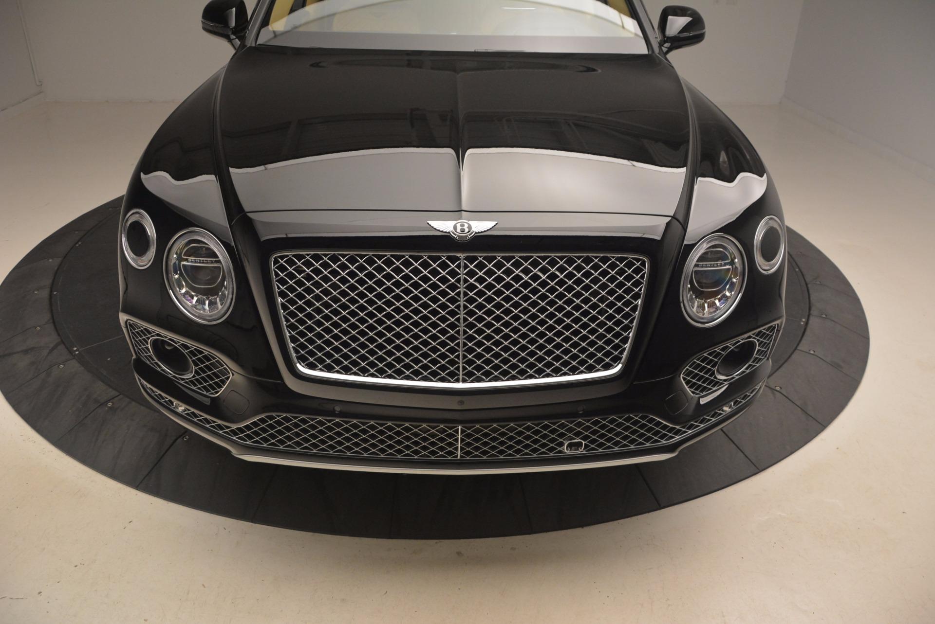 Used 2017 Bentley Bentayga  For Sale In Westport, CT 1139_p13