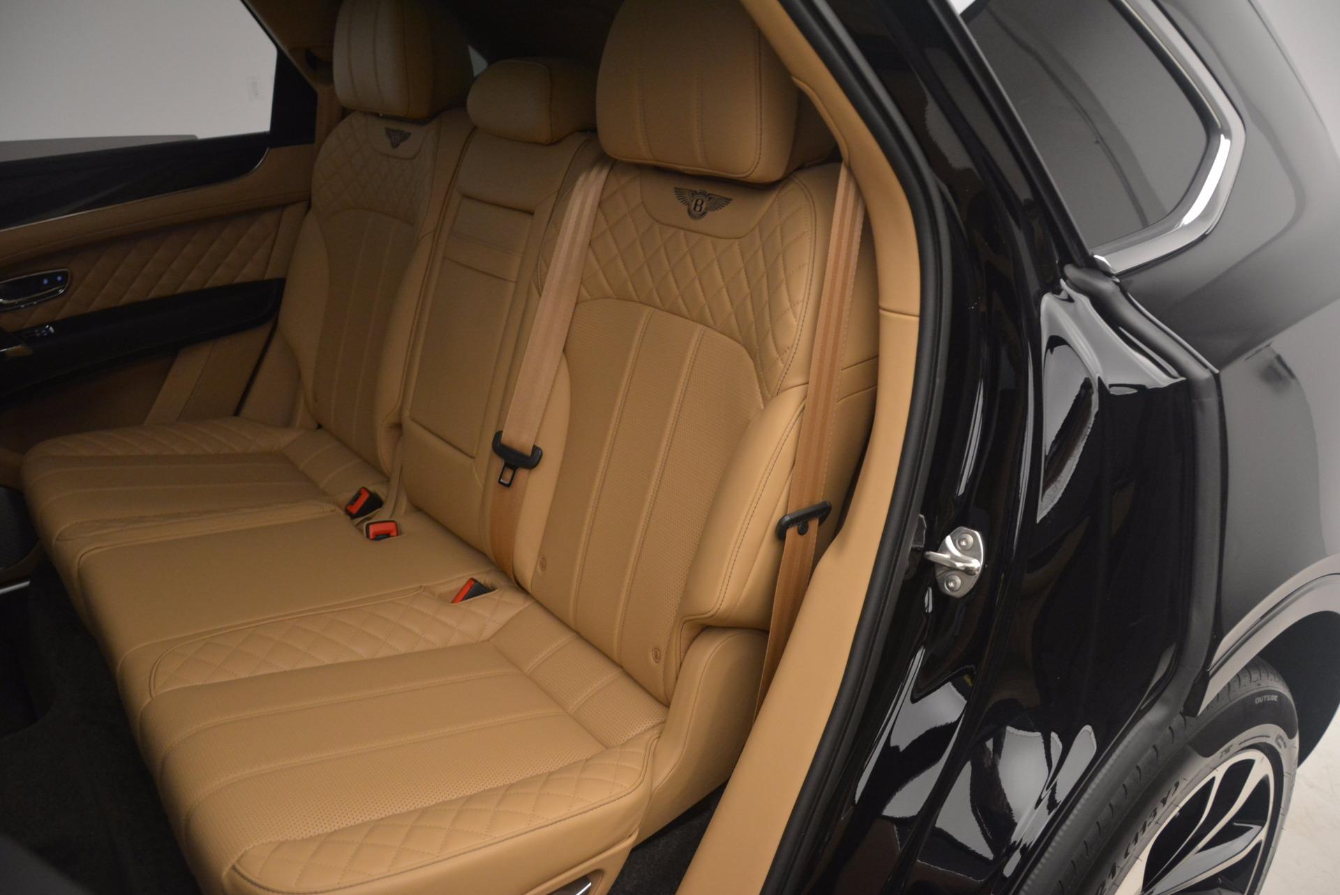 Used 2017 Bentley Bentayga  For Sale In Westport, CT 1139_p31