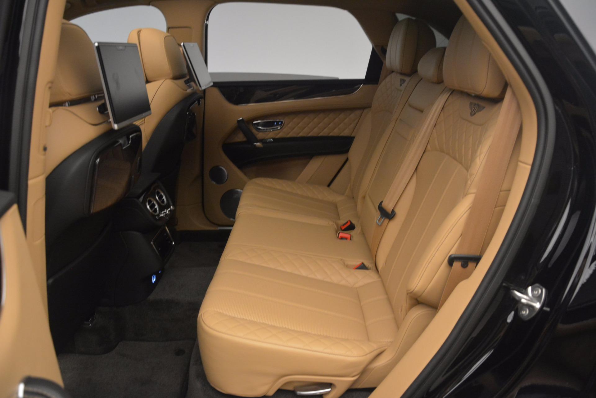 Used 2017 Bentley Bentayga  For Sale In Westport, CT 1139_p32