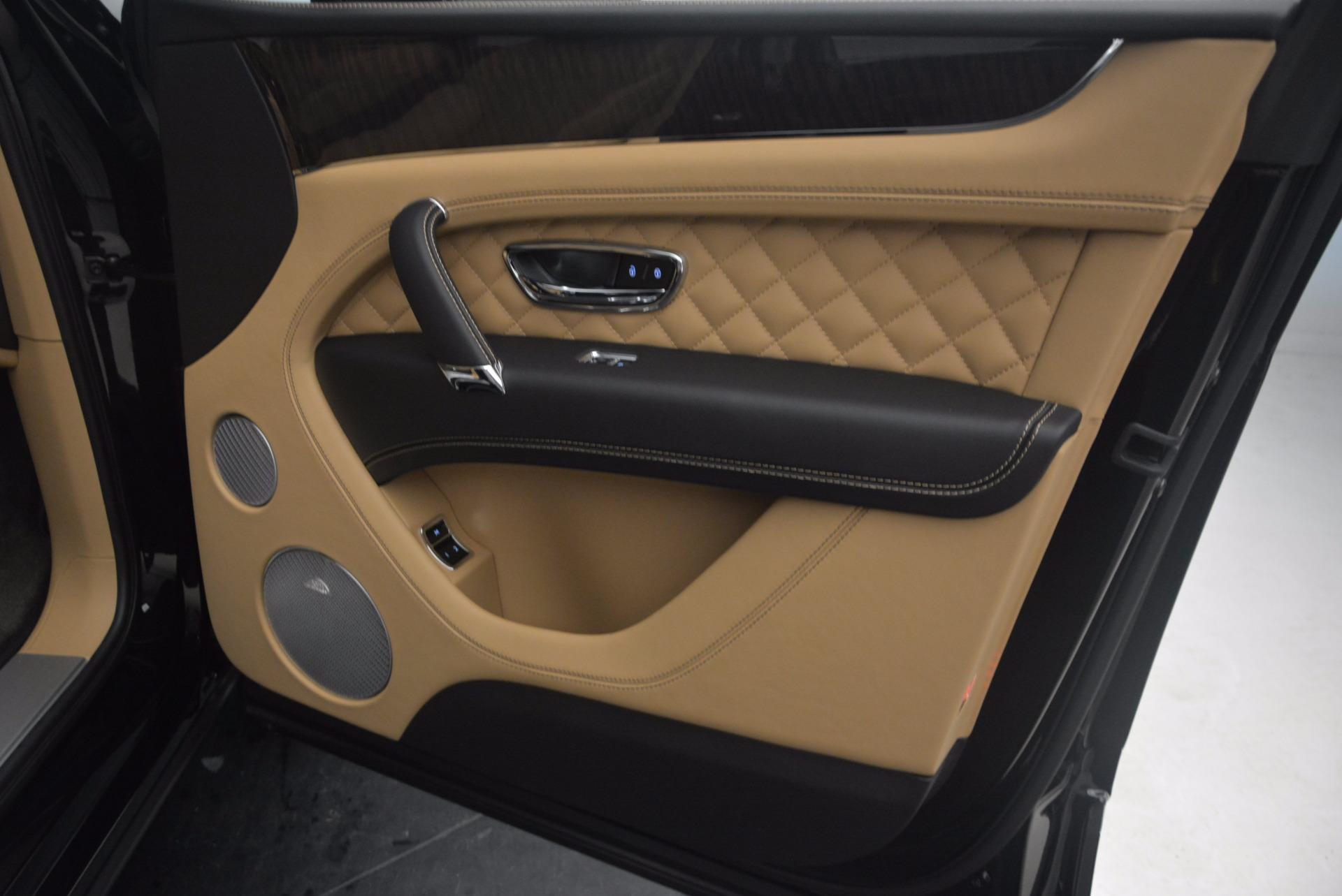 Used 2017 Bentley Bentayga  For Sale In Westport, CT 1139_p38