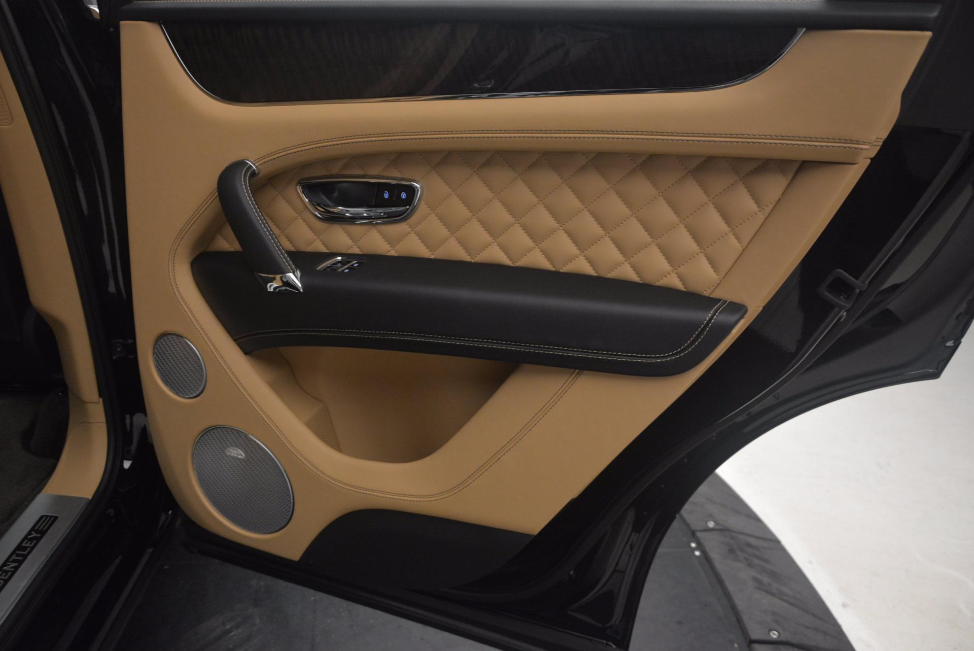 Used 2017 Bentley Bentayga  For Sale In Westport, CT 1139_p43
