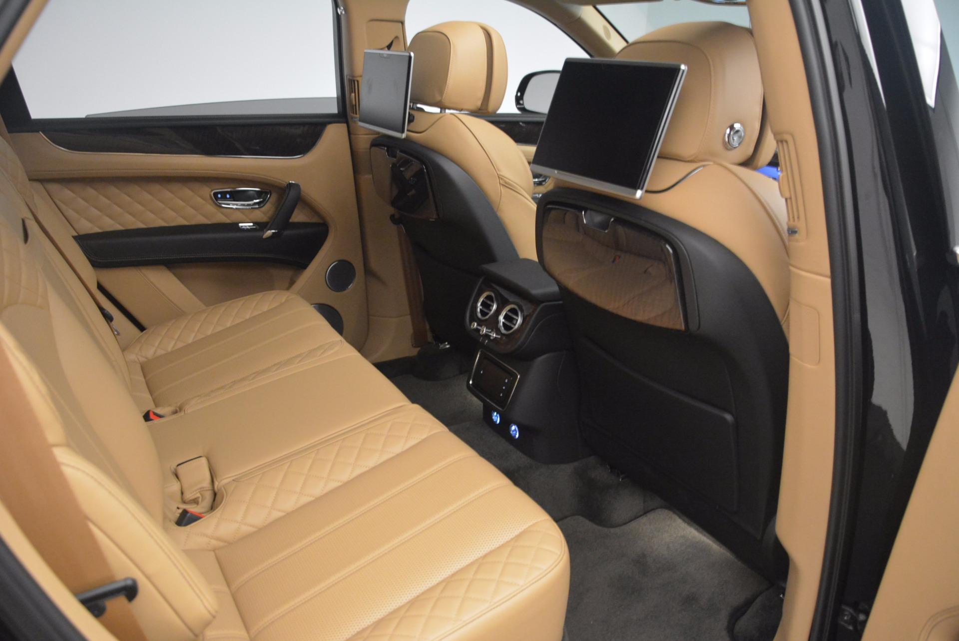 Used 2017 Bentley Bentayga  For Sale In Westport, CT 1139_p45