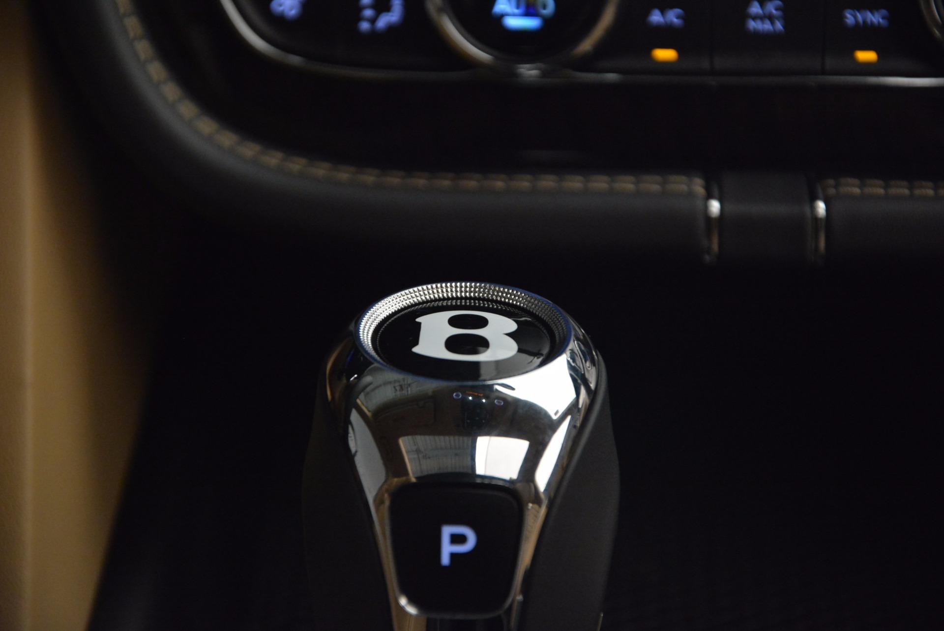 Used 2017 Bentley Bentayga  For Sale In Westport, CT 1139_p49