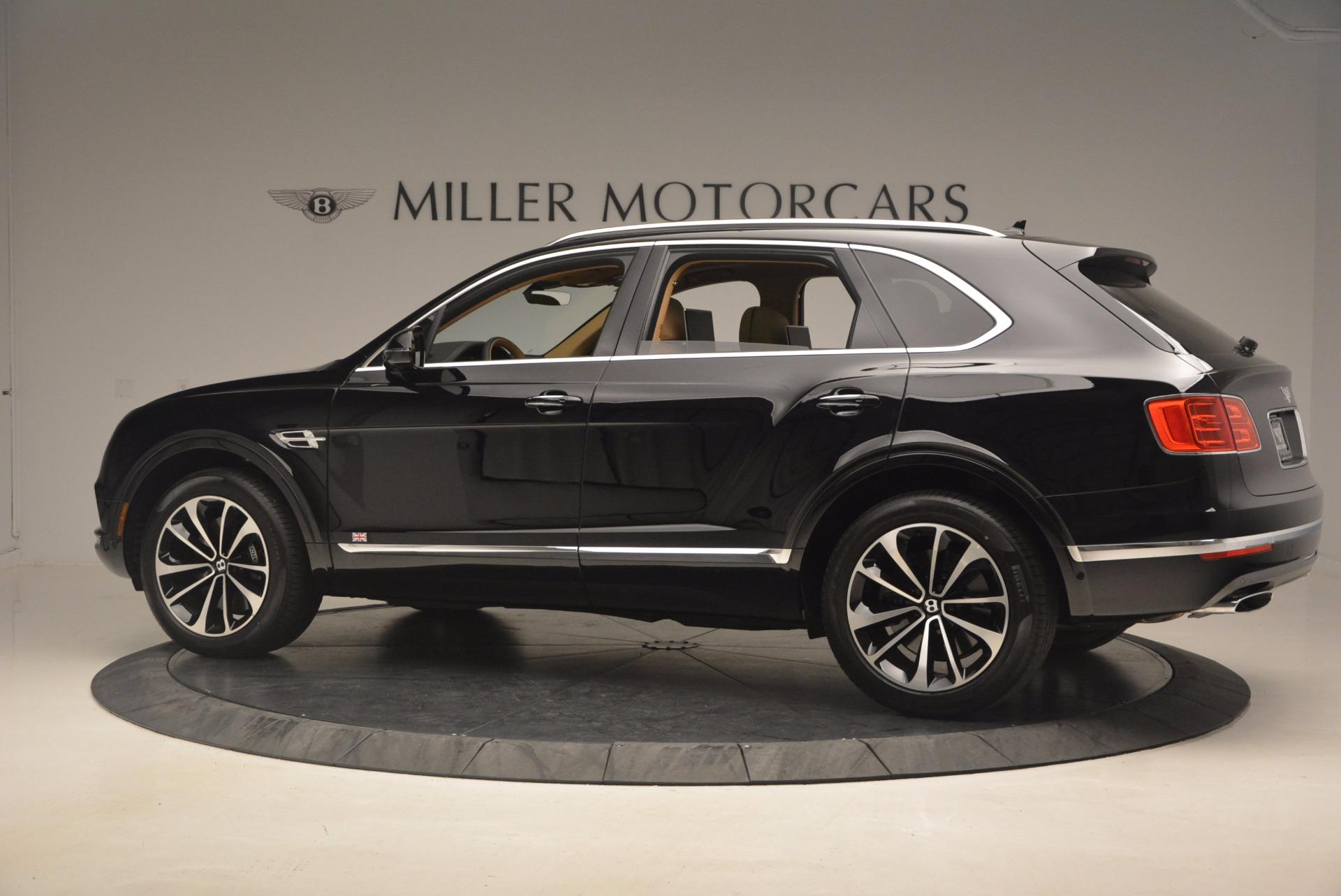 Used 2017 Bentley Bentayga  For Sale In Westport, CT 1139_p4