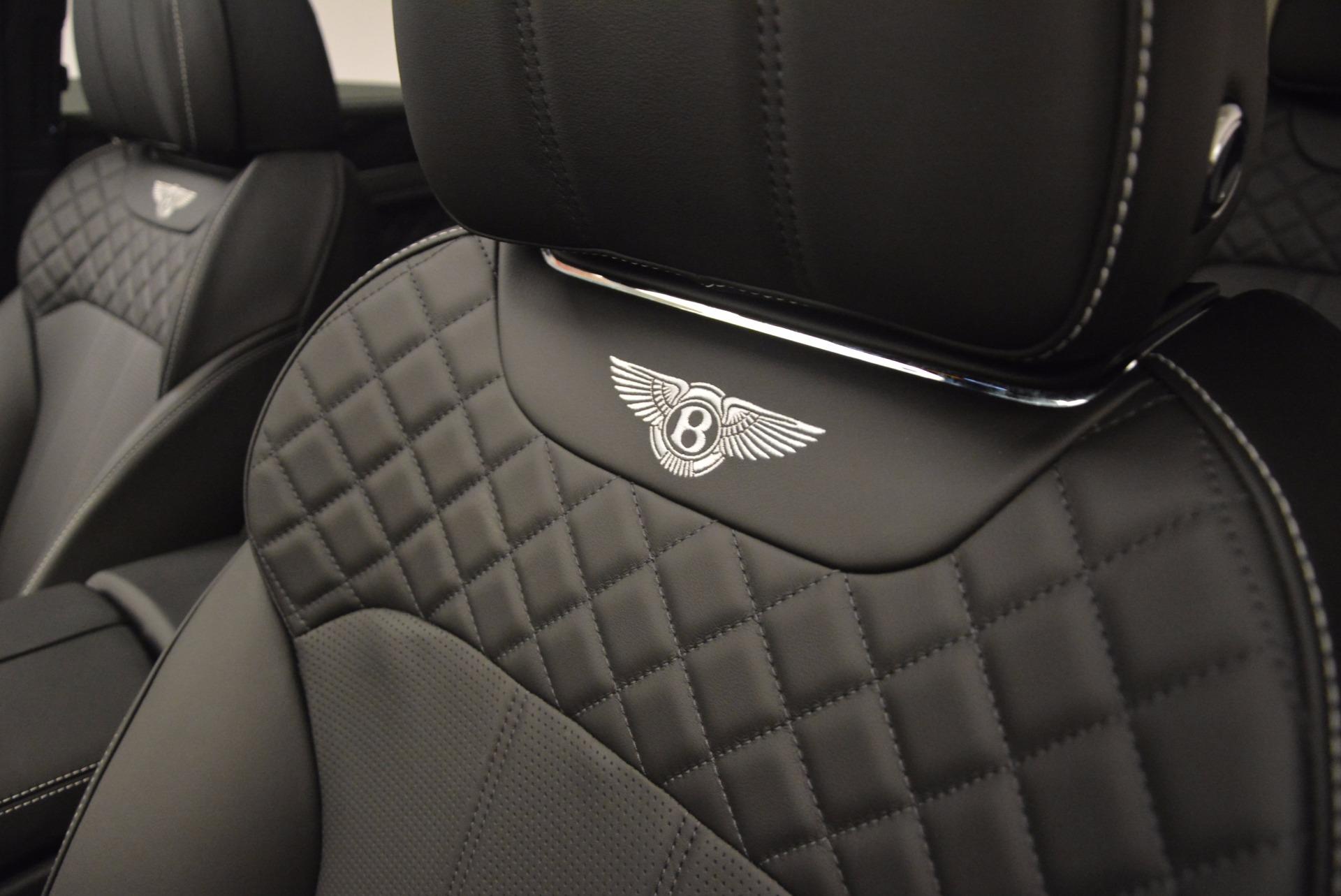 New 2017 Bentley Bentayga  For Sale In Westport, CT 1140_p27