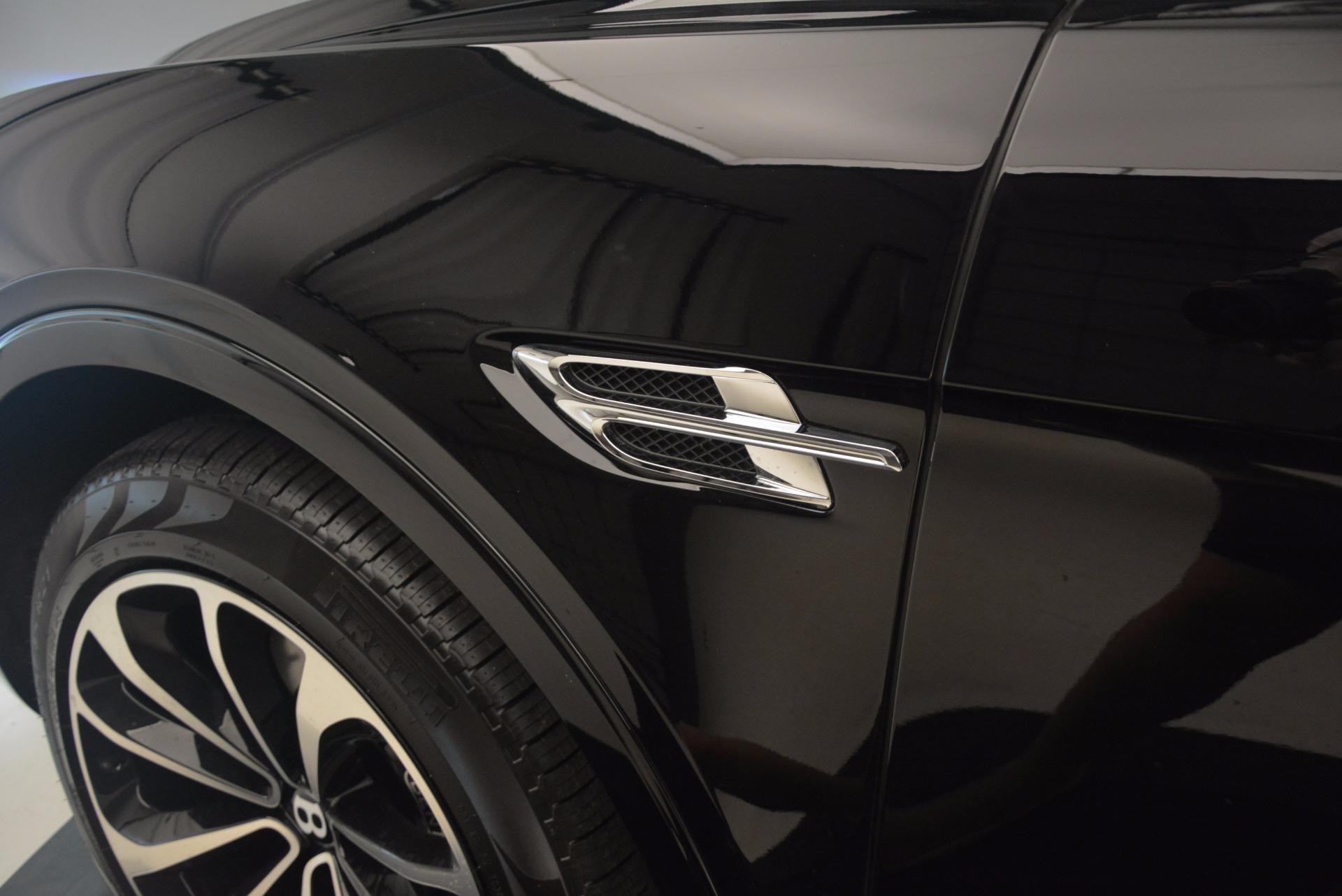 New 2017 Bentley Bentayga  For Sale In Westport, CT 1140_p31